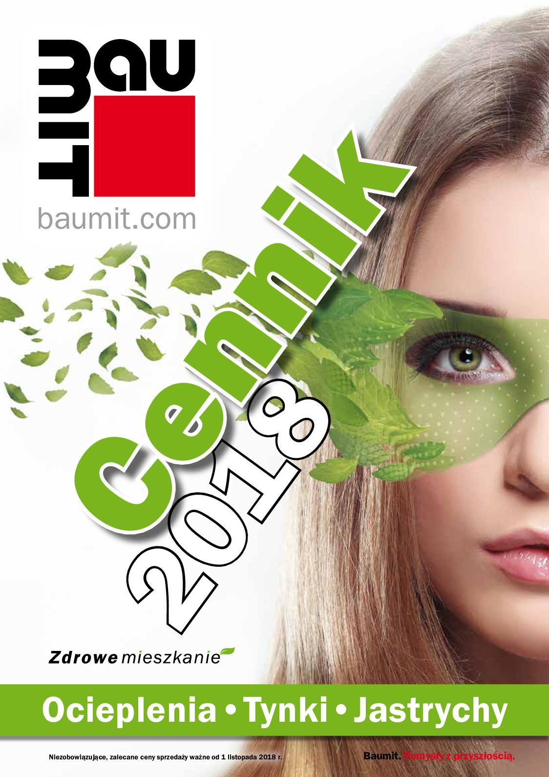 Calaméo Cennik Baumit 2018