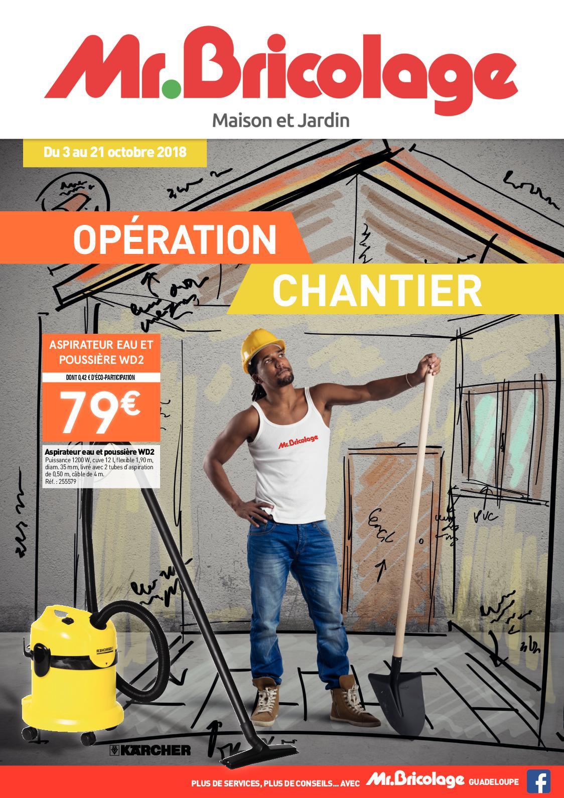 Bricolage Guadeloupe Mr Calaméo Catalogue Chantier UMqzSVp