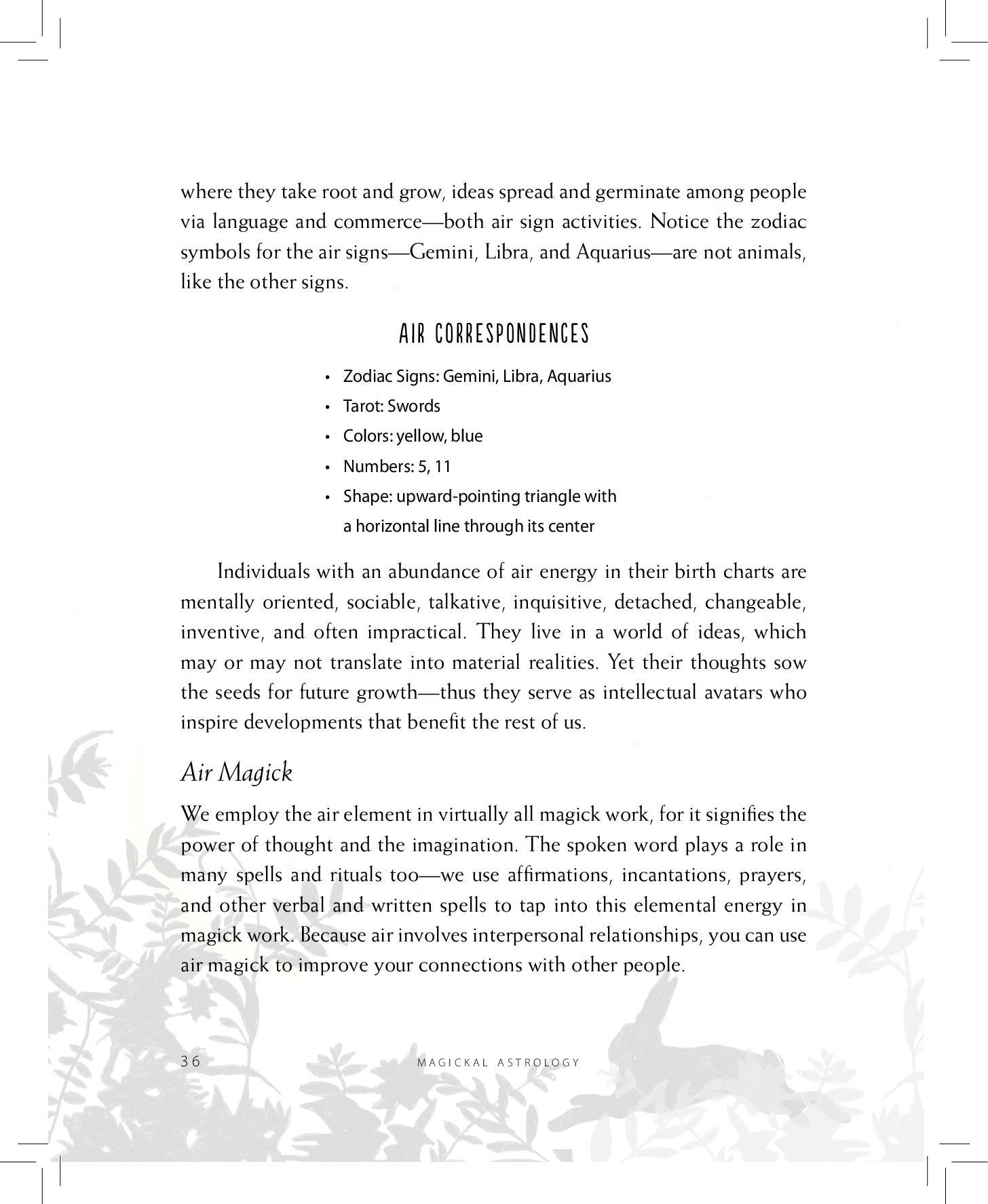 Magickal Astrology Ebook Sampler - CALAMEO Downloader
