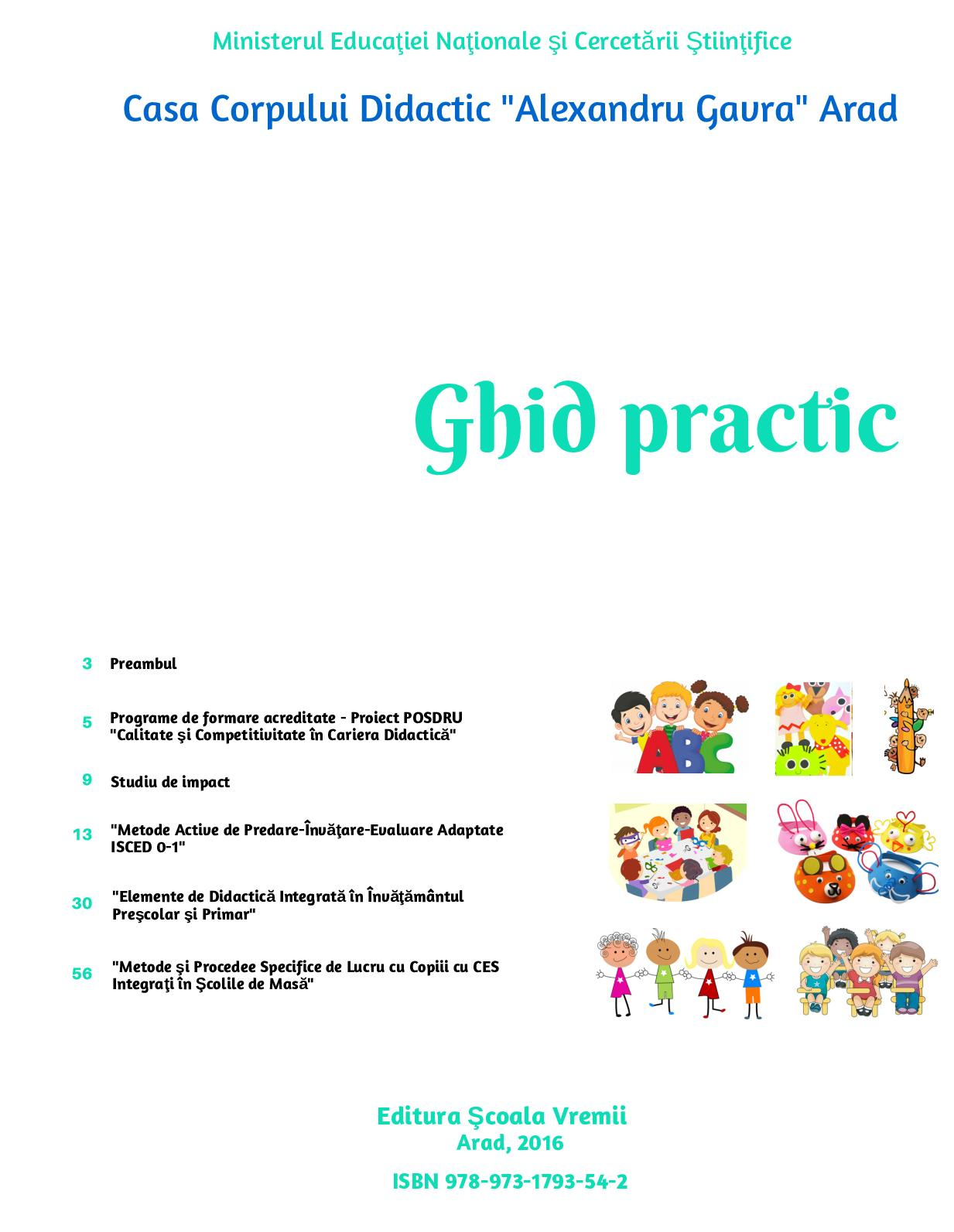 Calameo Ghid Practic Ccd 2016