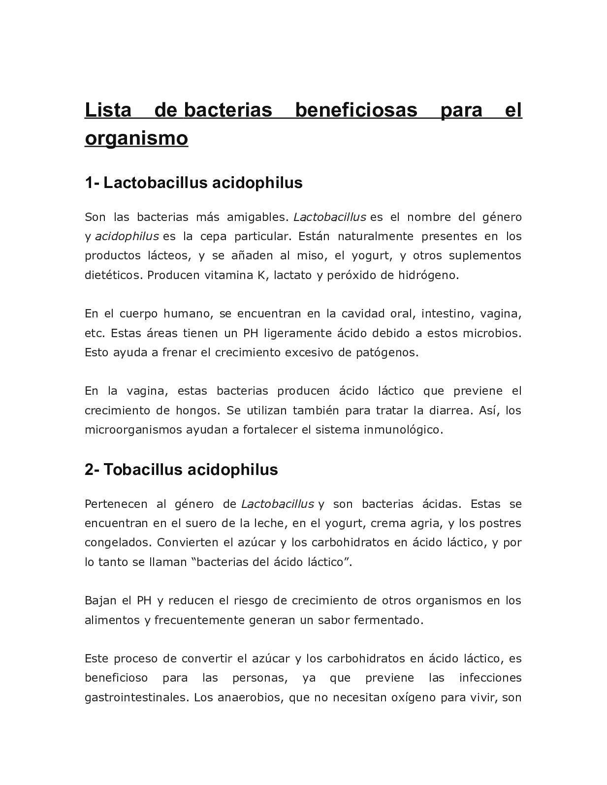 lactobacillus acidophilus cavidades síntomas de diabetes