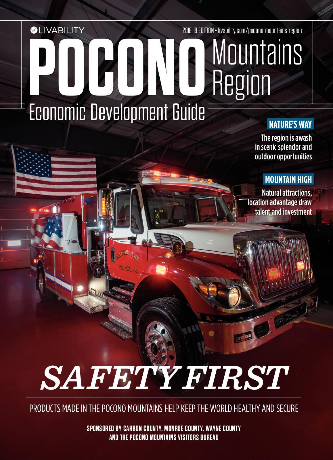 Calaméo - Pocono Mountains Region Economic Development Guide