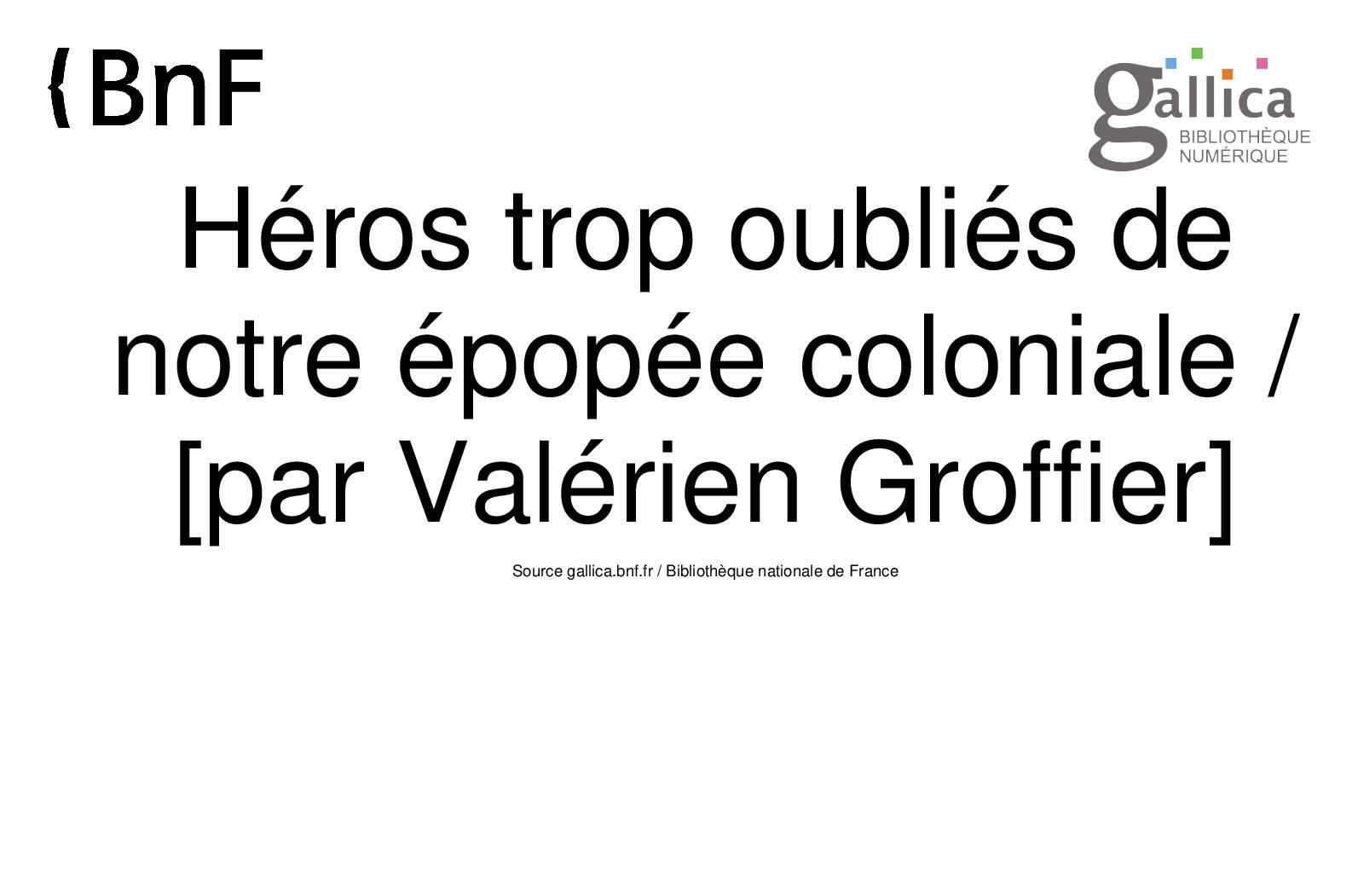 1dm Pdf 1 Epopé N5589412 Coloniale Calaméo Igm6byvY7f