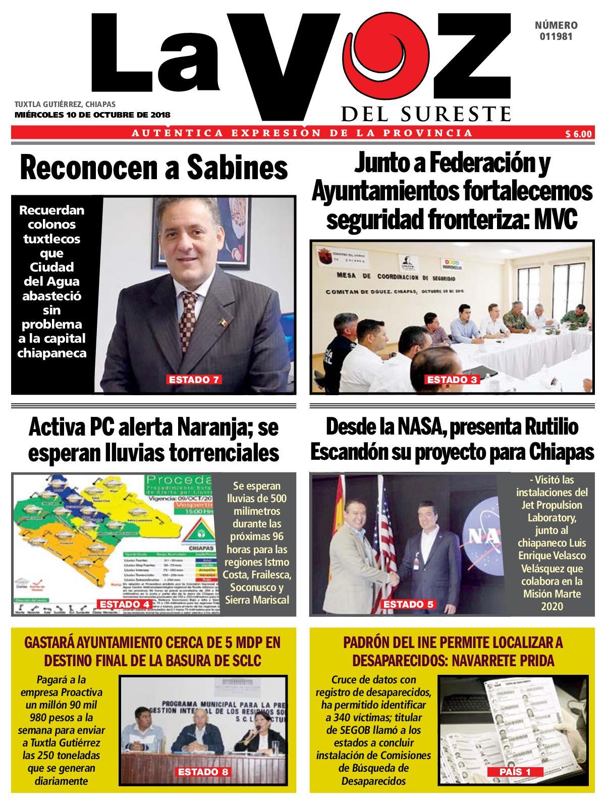 Calaméo - Diario La Voz del Sureste 384ee43d68f46