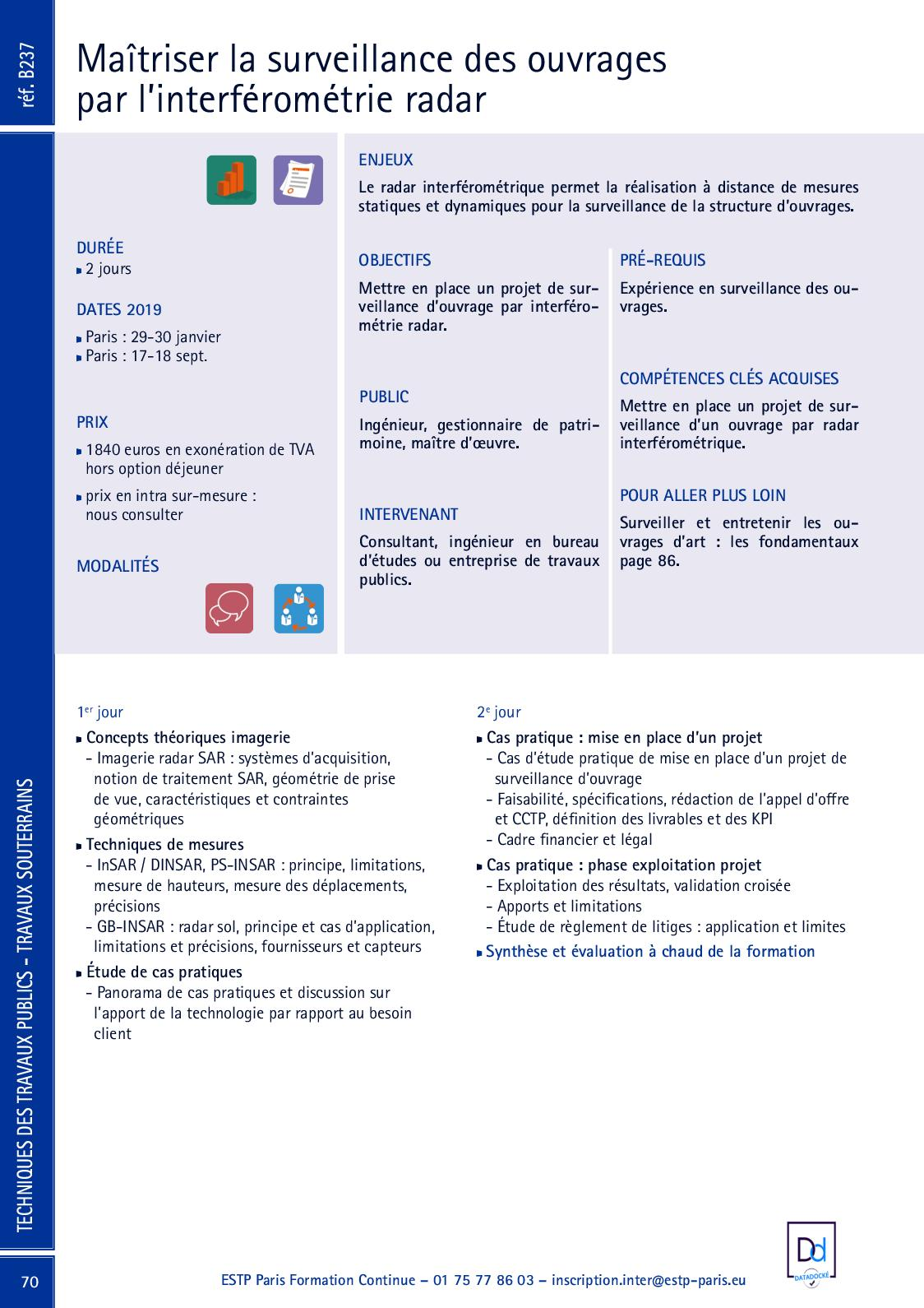 Bureau Etude Structure Paris estp paris catalogue 2019 - calameo downloader