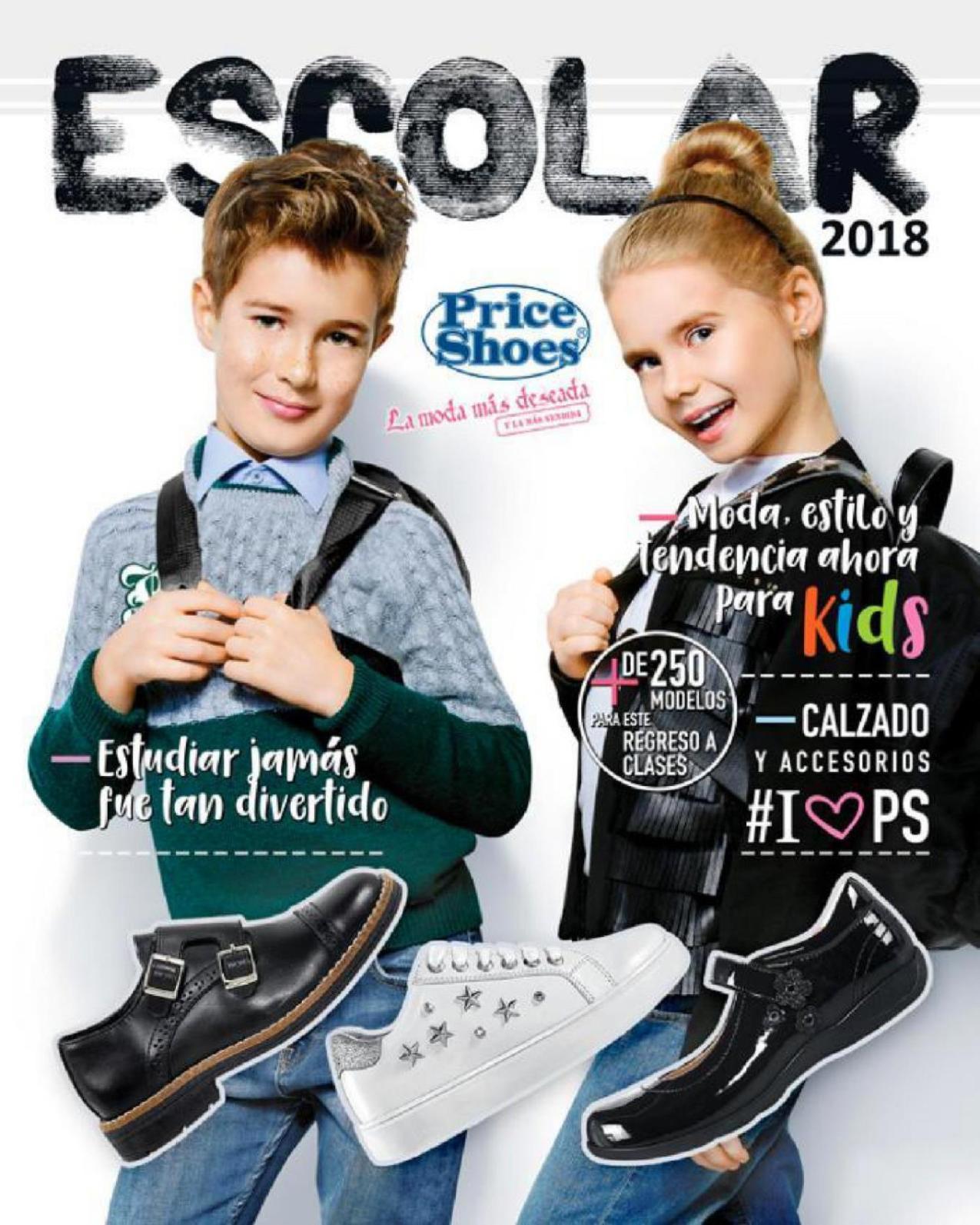 Price Shoes - 2018/12/31 - Catálogo Price Shoes