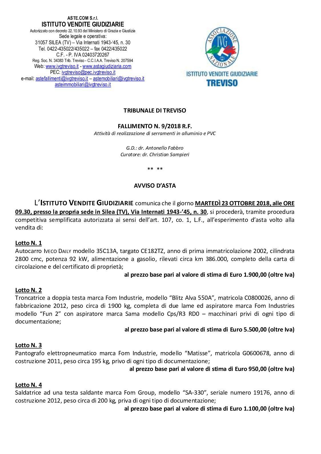 Costo Profilati Ferro Al Kg calaméo - documento