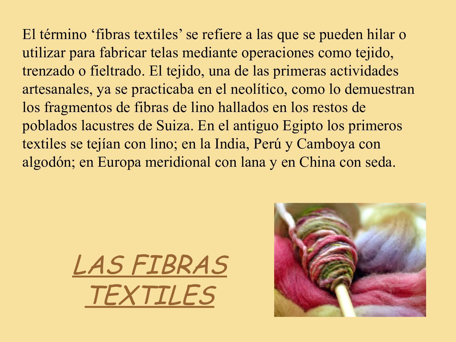 Calaméo Las Fibras Textiles