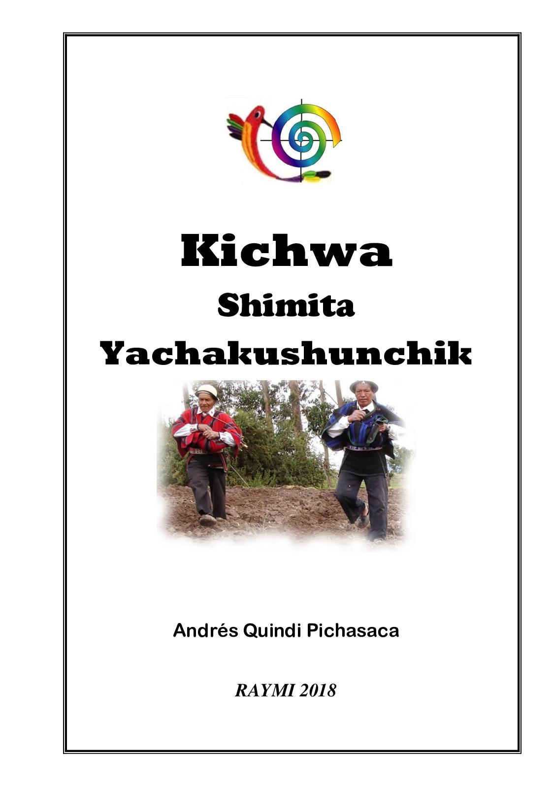 Calameo Kichwa Shimita Yachakushunchik