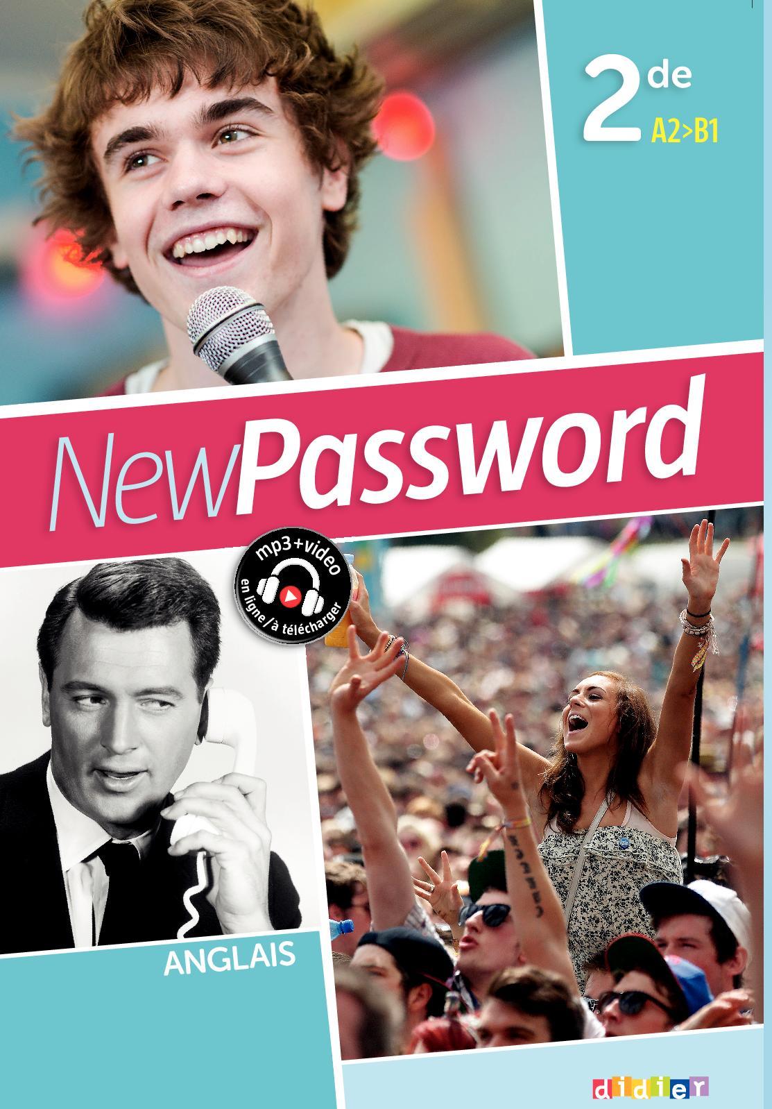 Calameo New Password 2de