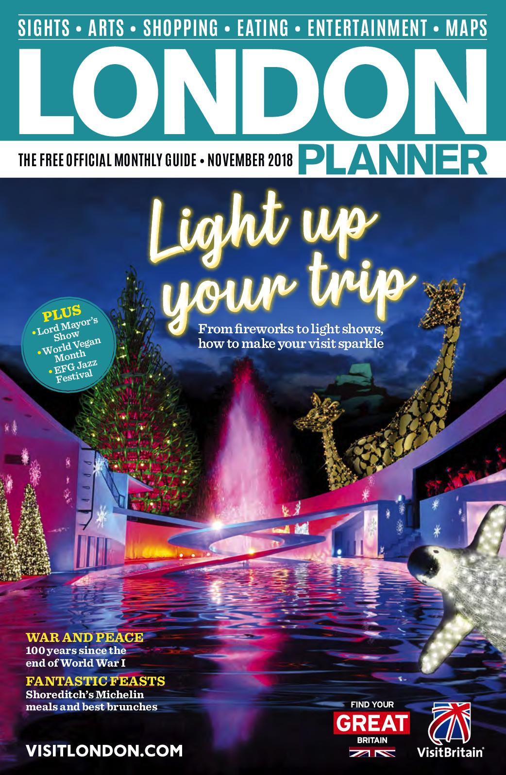 Calaméo - London Planner November 2018