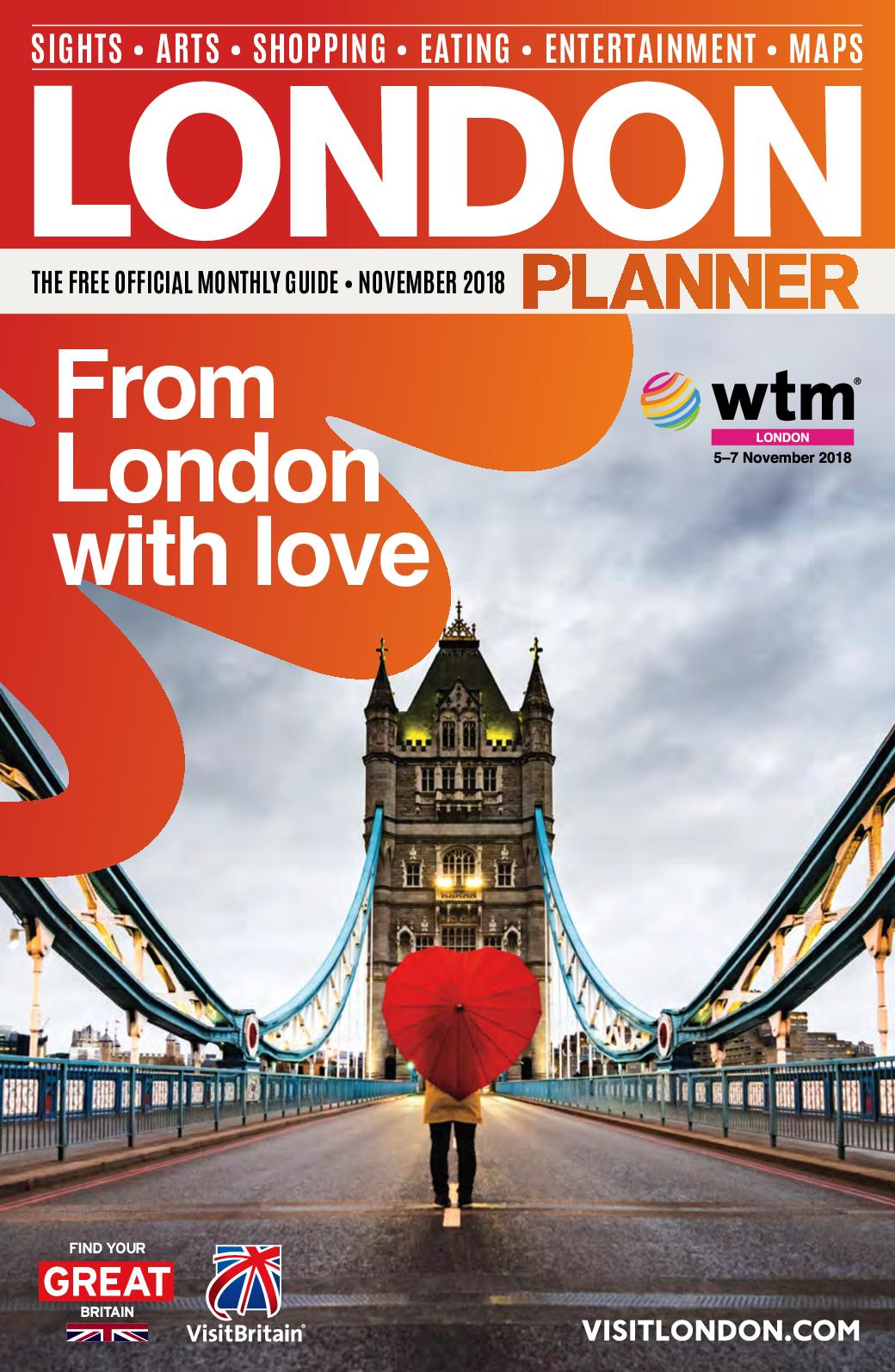 Calaméo London Planner November 2018 Wtm Edition