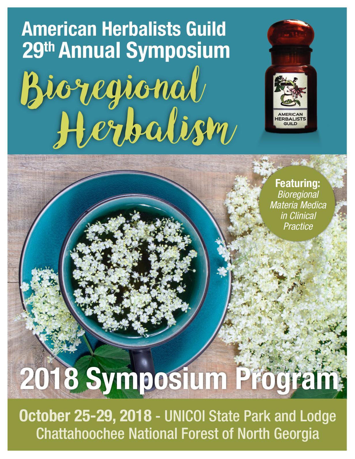 Calaméo - 2018 AHG Symposium Program