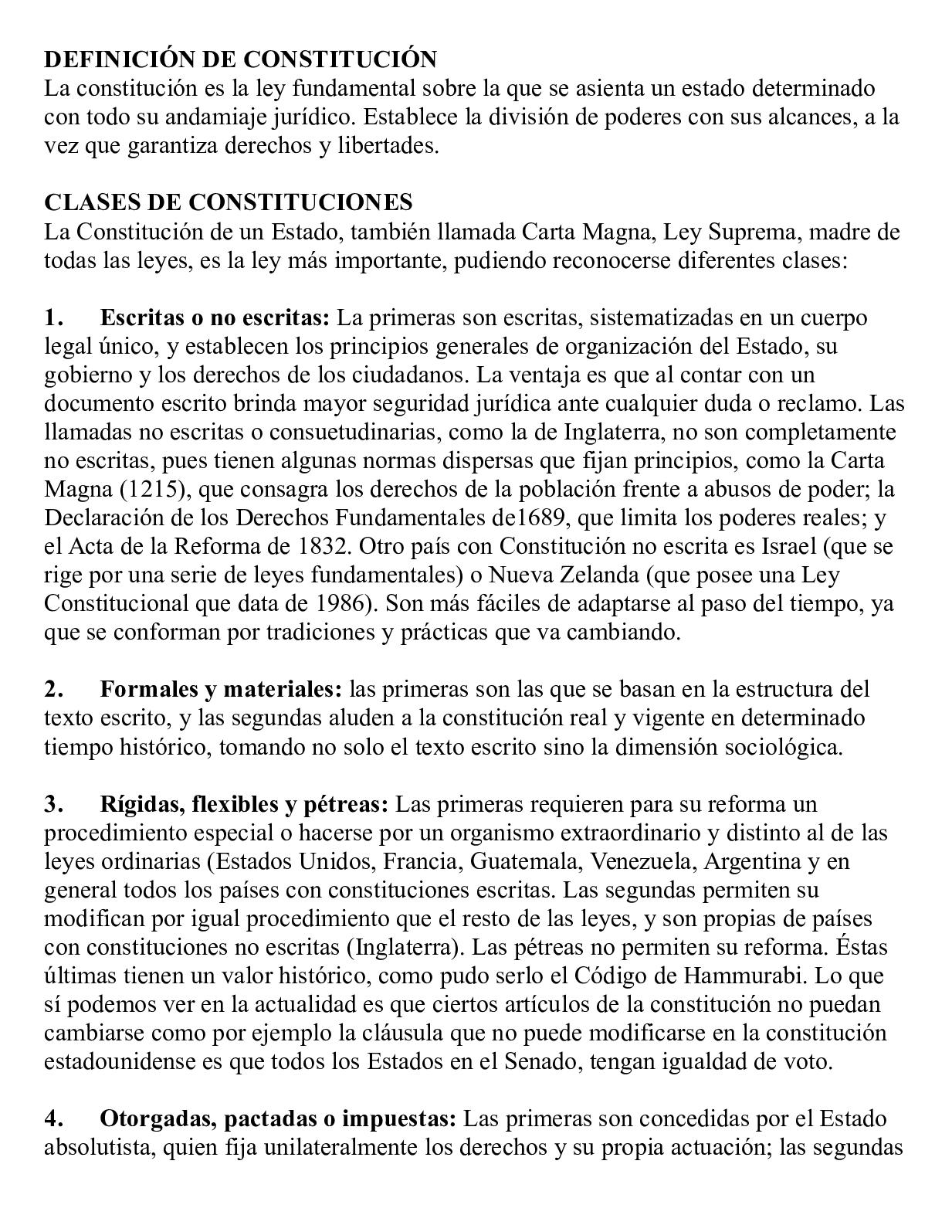 Calaméo Tema 3 De Derecho Constitucional