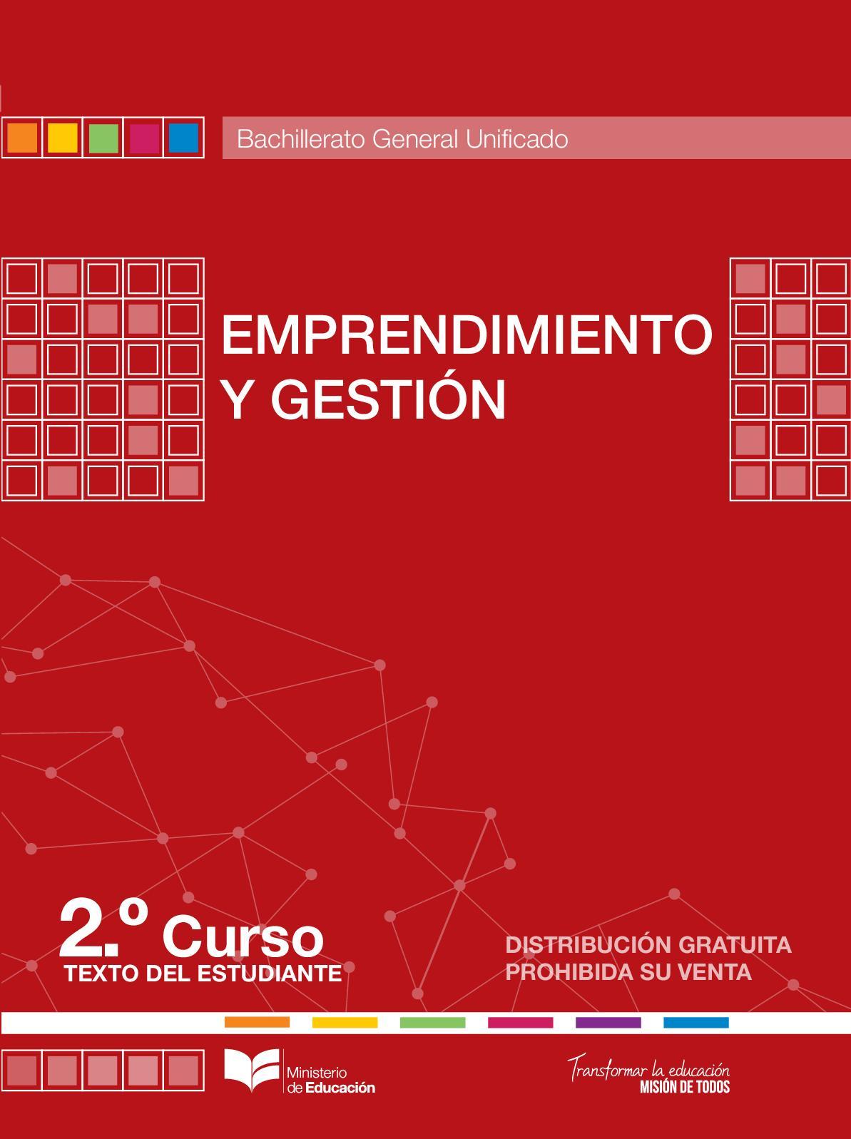 Calaméo - 2 3 Bgu Emprendimiento Y Gestión