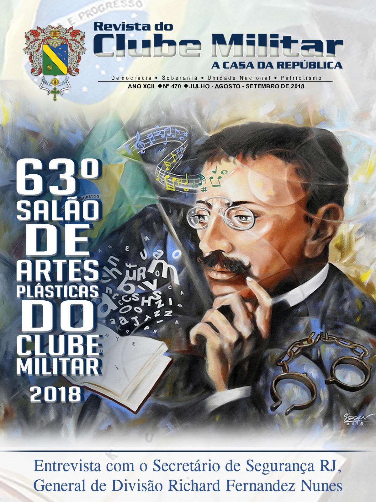 Calaméo - Revista 470 - Clube Militar 449f3e8d698d2