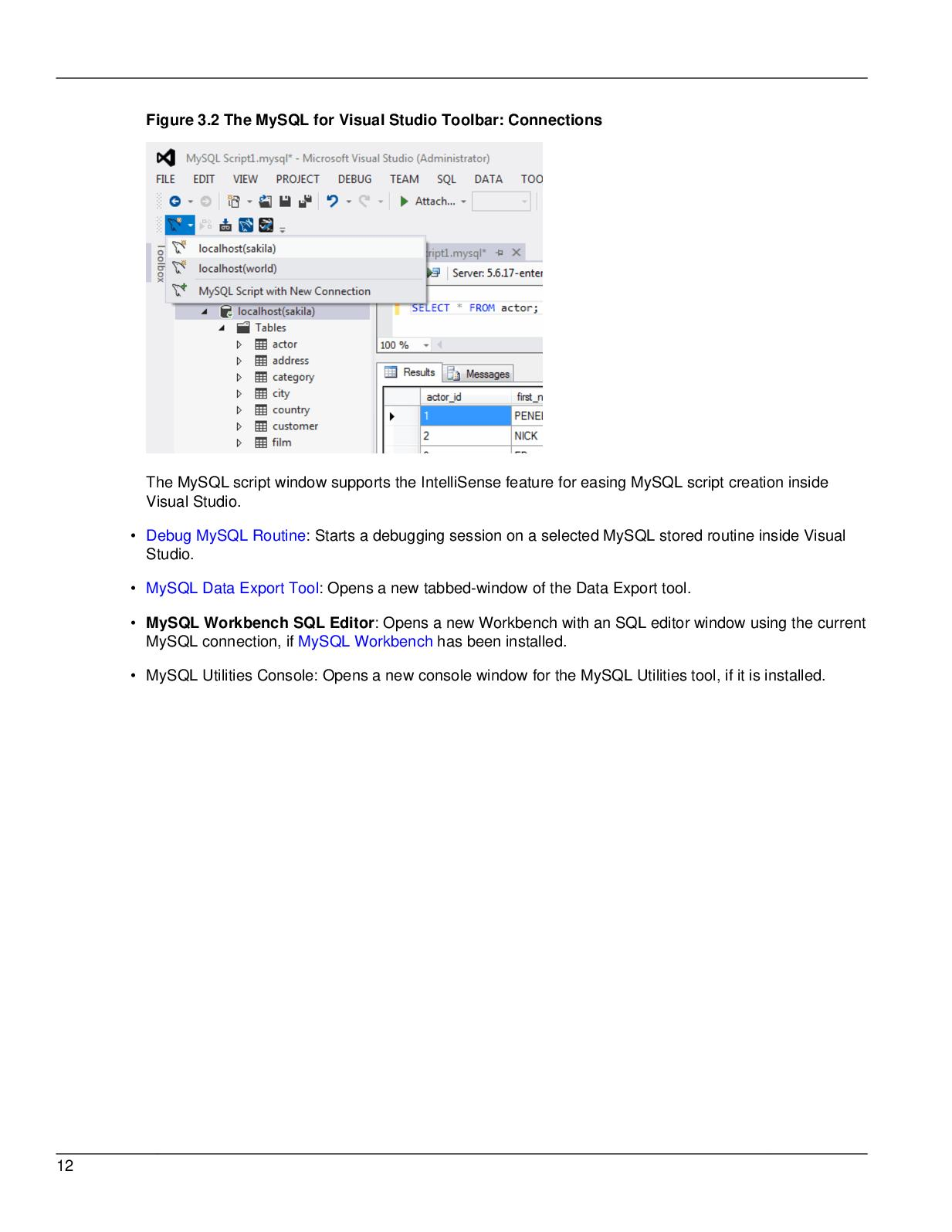 Visual Studio to MySQL - CALAMEO Downloader
