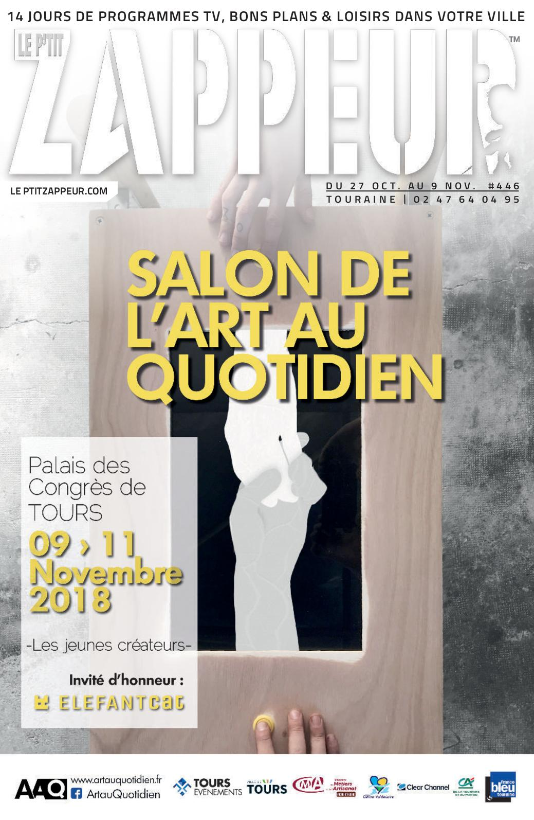 d060232bcf75 Calaméo - Le P tit Zappeur - tours  446