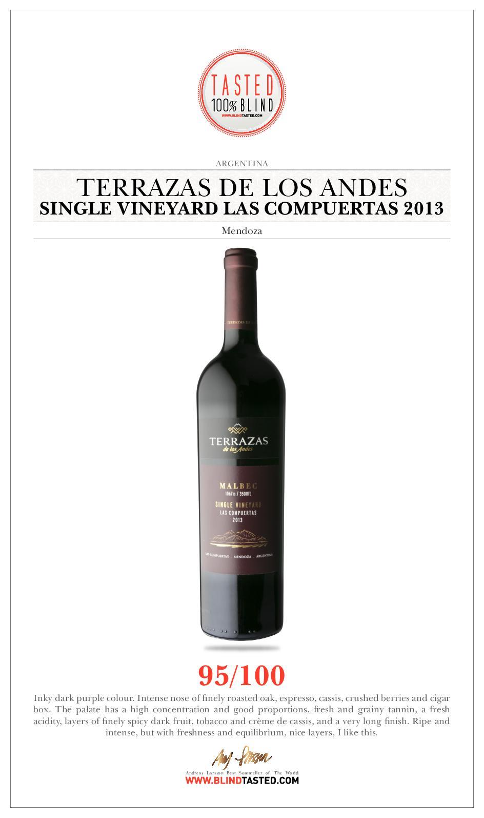 Calaméo Terrazas De Los Andes Single Vineyard Las