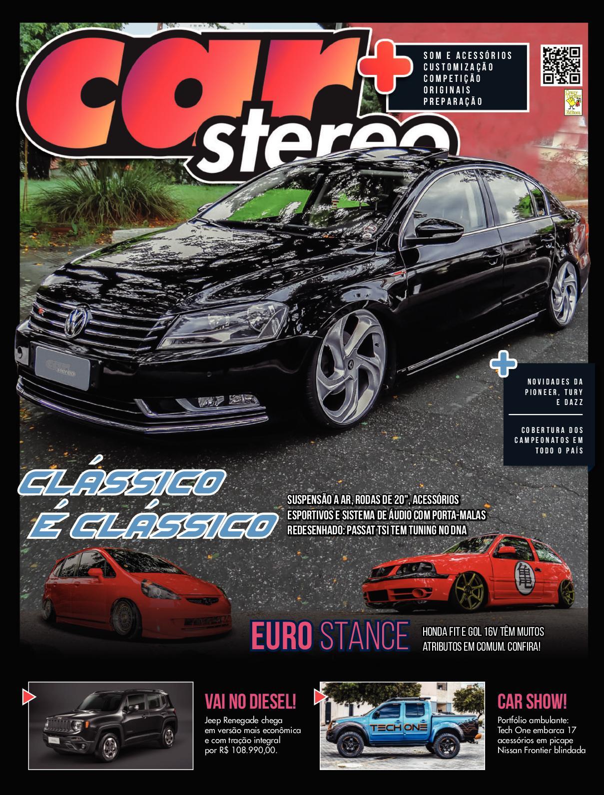 Calameo Car Stereo 231