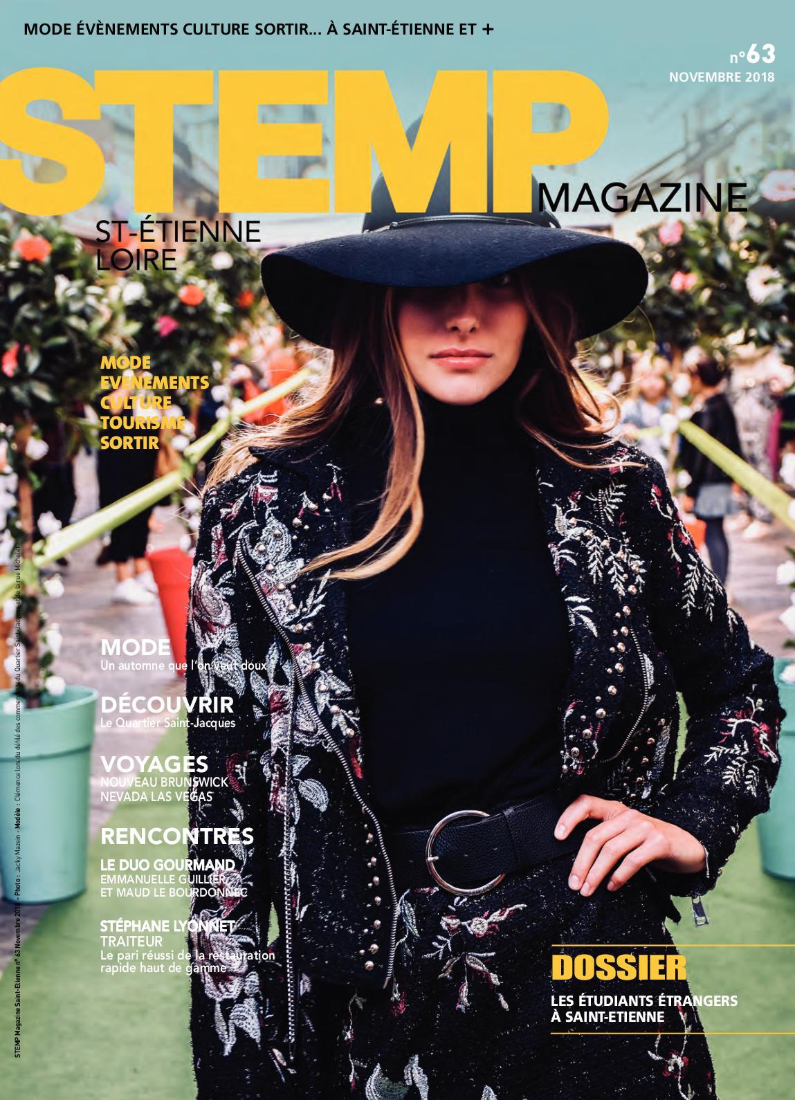 N°63 Calaméo Etienne Stemp Magazine Saint pUzMVS