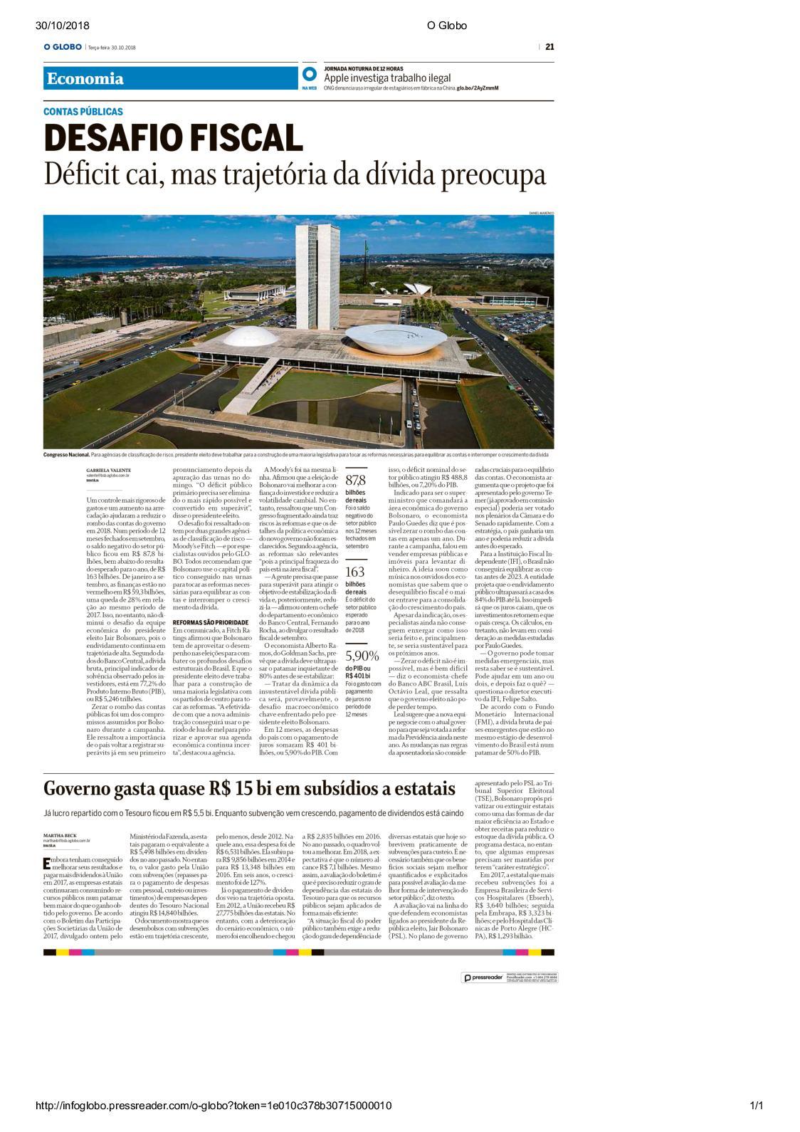 Calaméo O Globo2