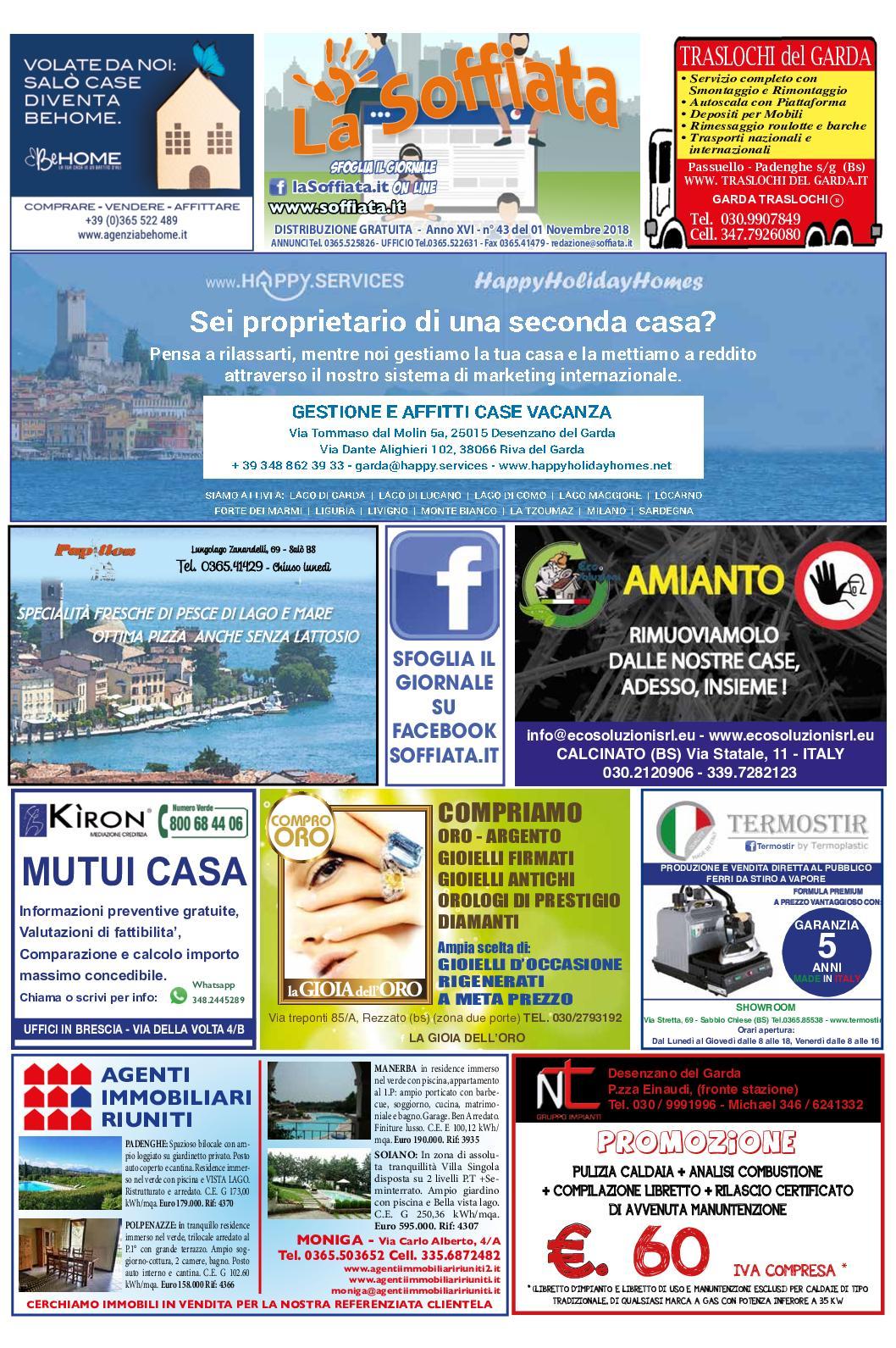 Calameo La Soffiata 01 Novembre 2018