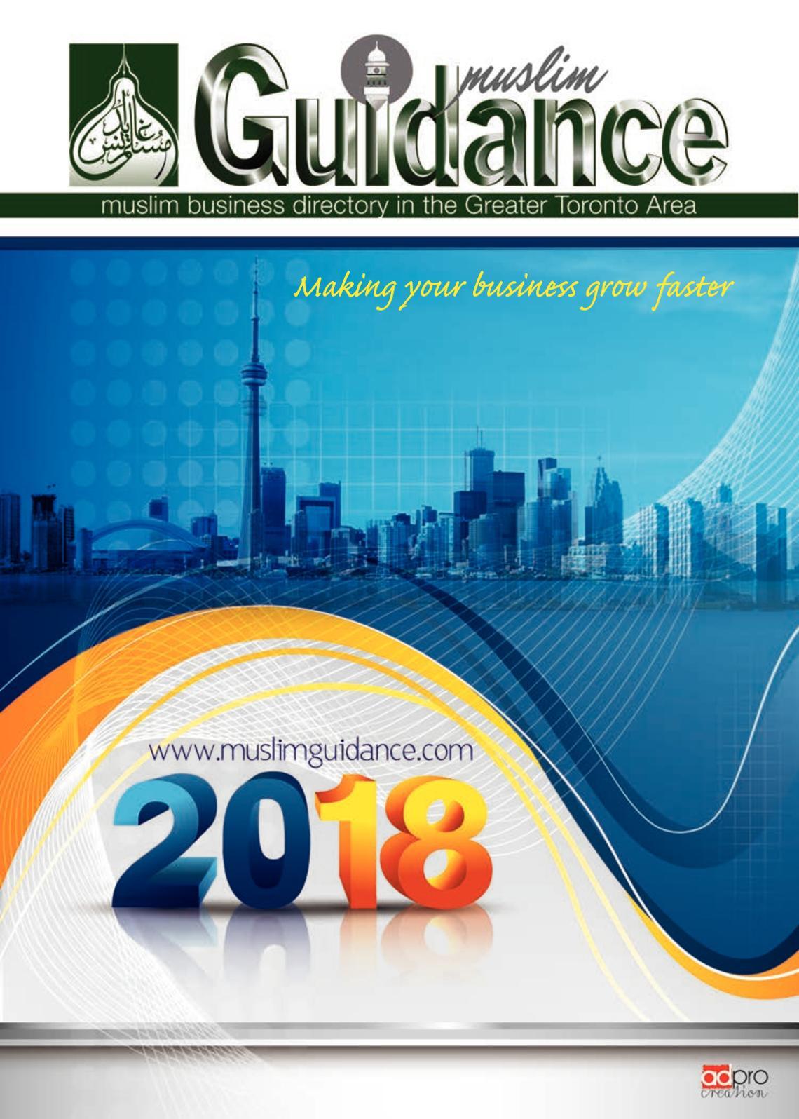 Calaméo - Muslim Guidance Directory2018