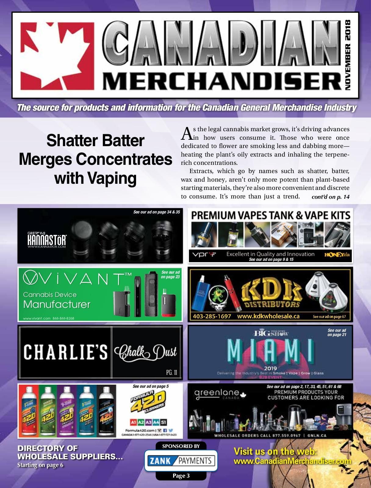 Calaméo - Canadian Merchandiser Nov2018
