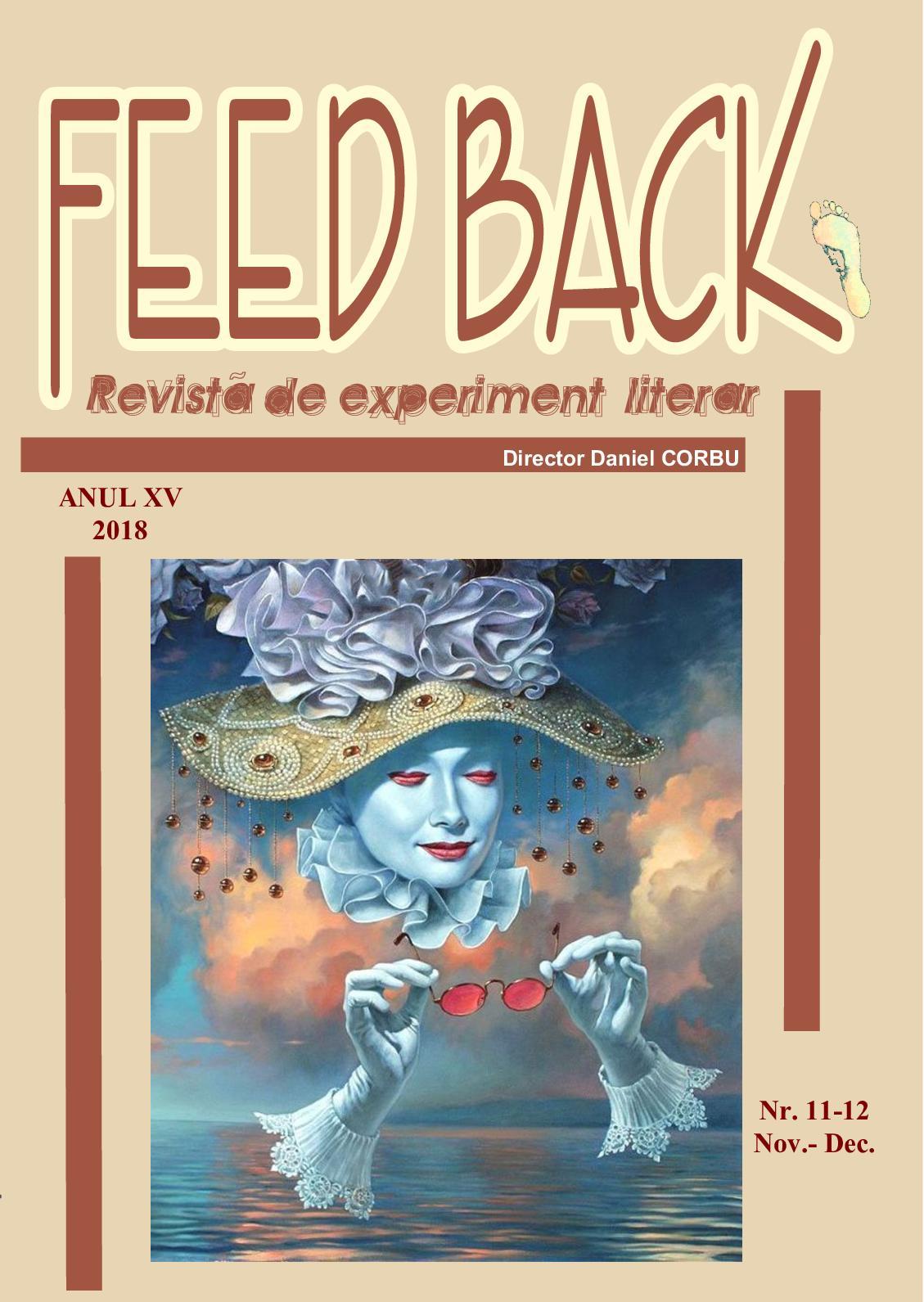 Calaméo - Revista Feed Back nr 11-12, 2018