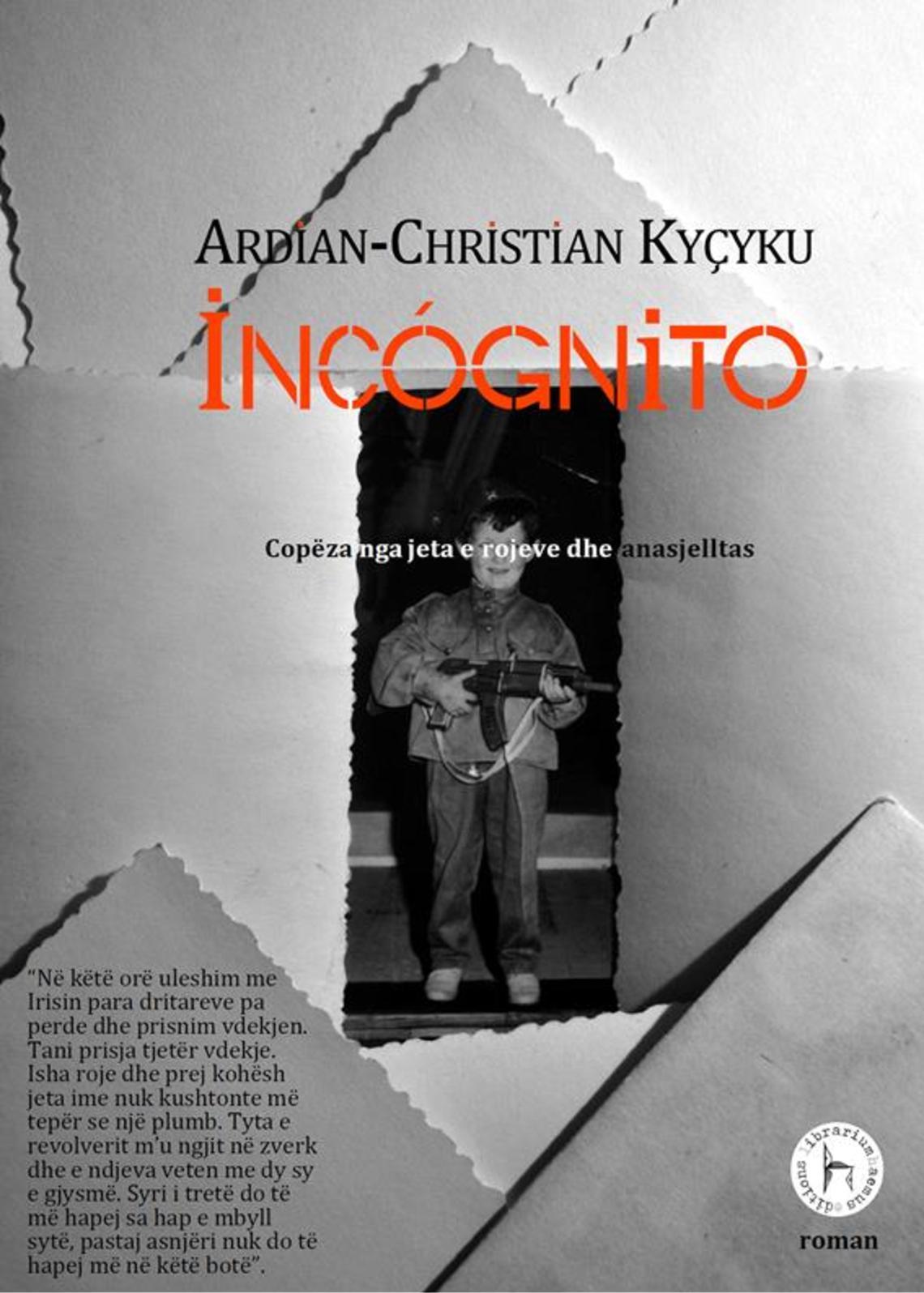 Calaméo - A -Ch  Kyçyku: Incógnito - roman / fragment