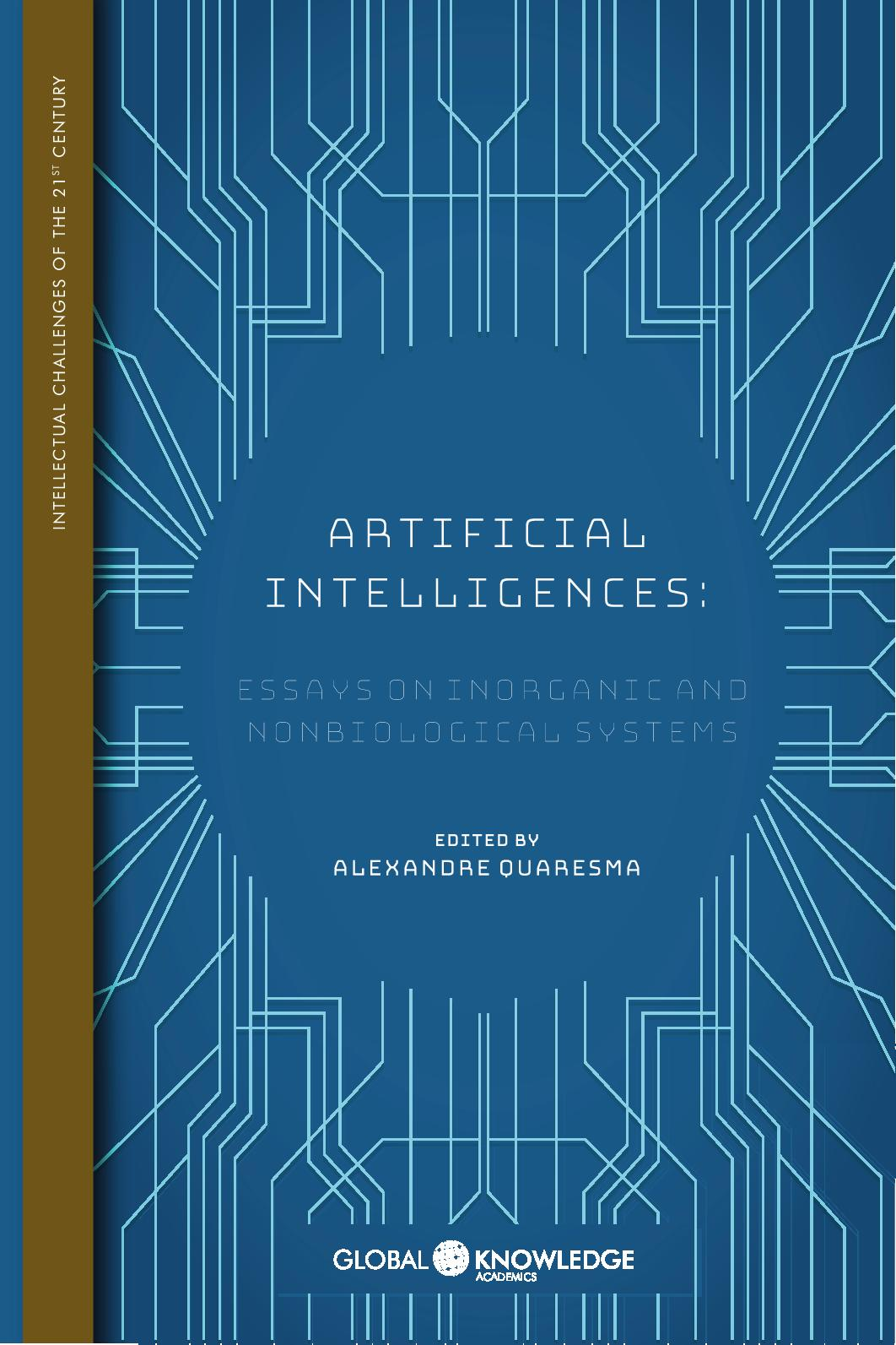 Calaméo - Artificial Intelligences  Essays on inorganic and nonbiological  systems 743456754b