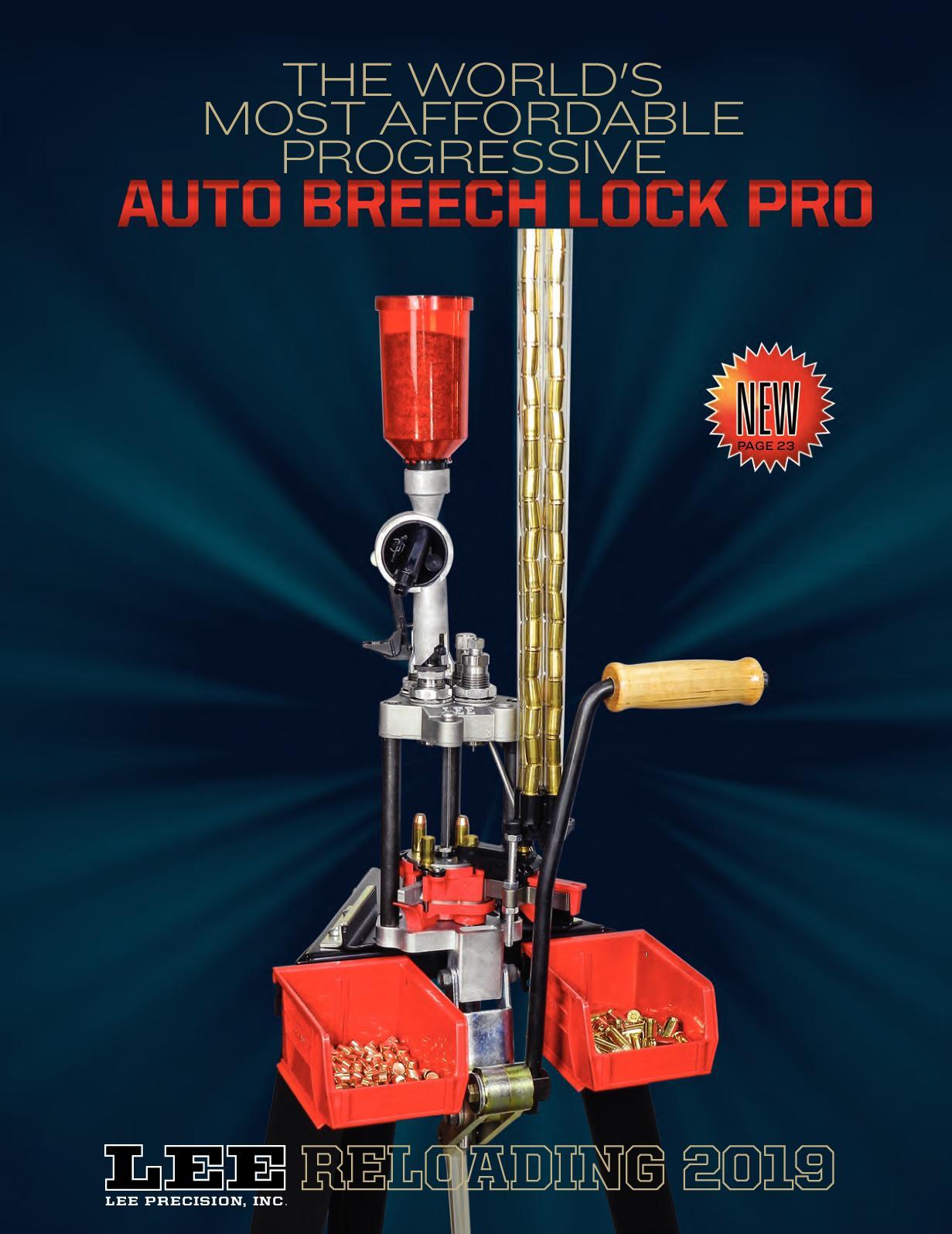 LEE Precision 35 Rem SIX Cavity Mold 90016  C358-200-RF  New!