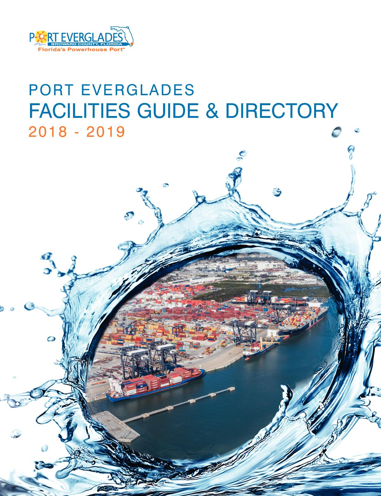 Calaméo - Port Everglades Facilities Guide & Directory 2018