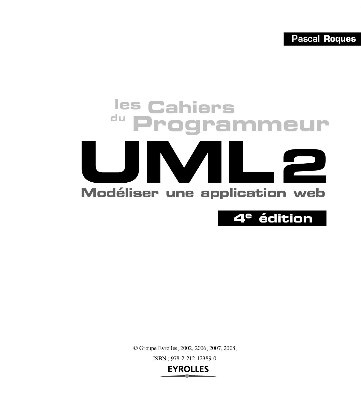Uml Modeliser Un Site E-commerce Pdf