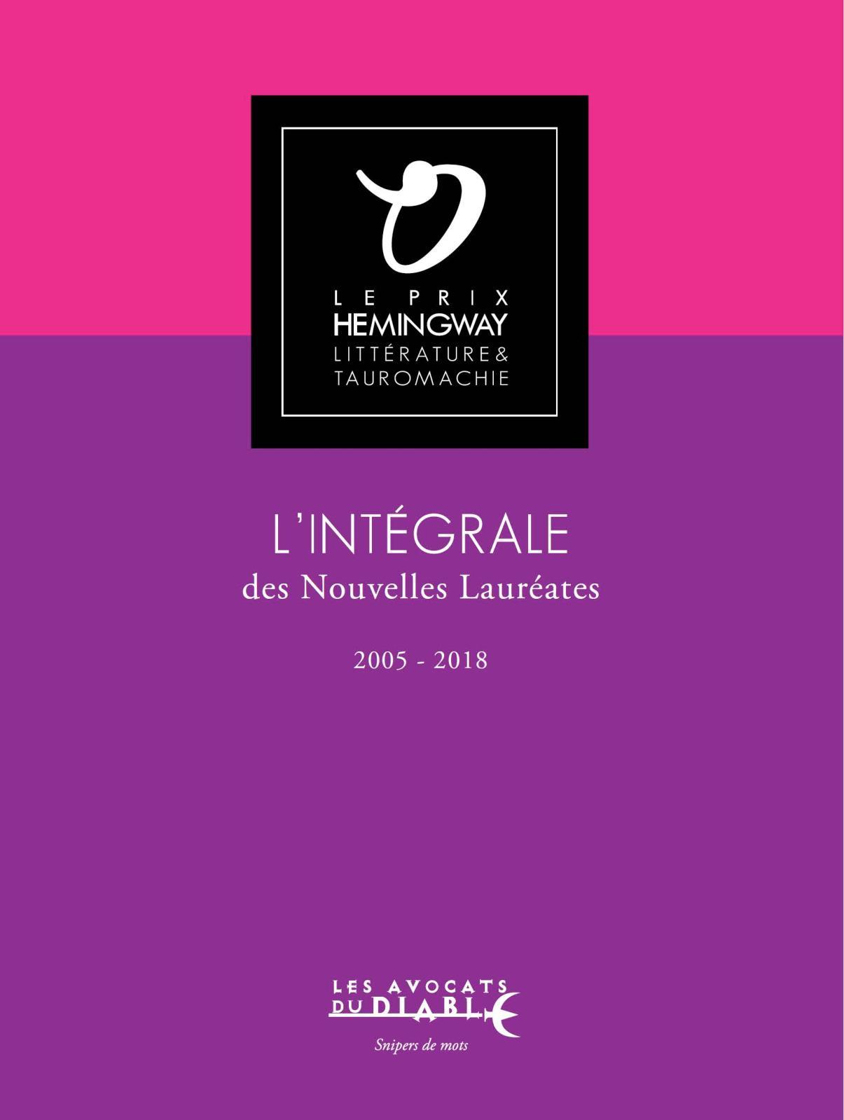 Calaméo Lintégrale Des Nouvelles Lauréates Du Prix Hemingway