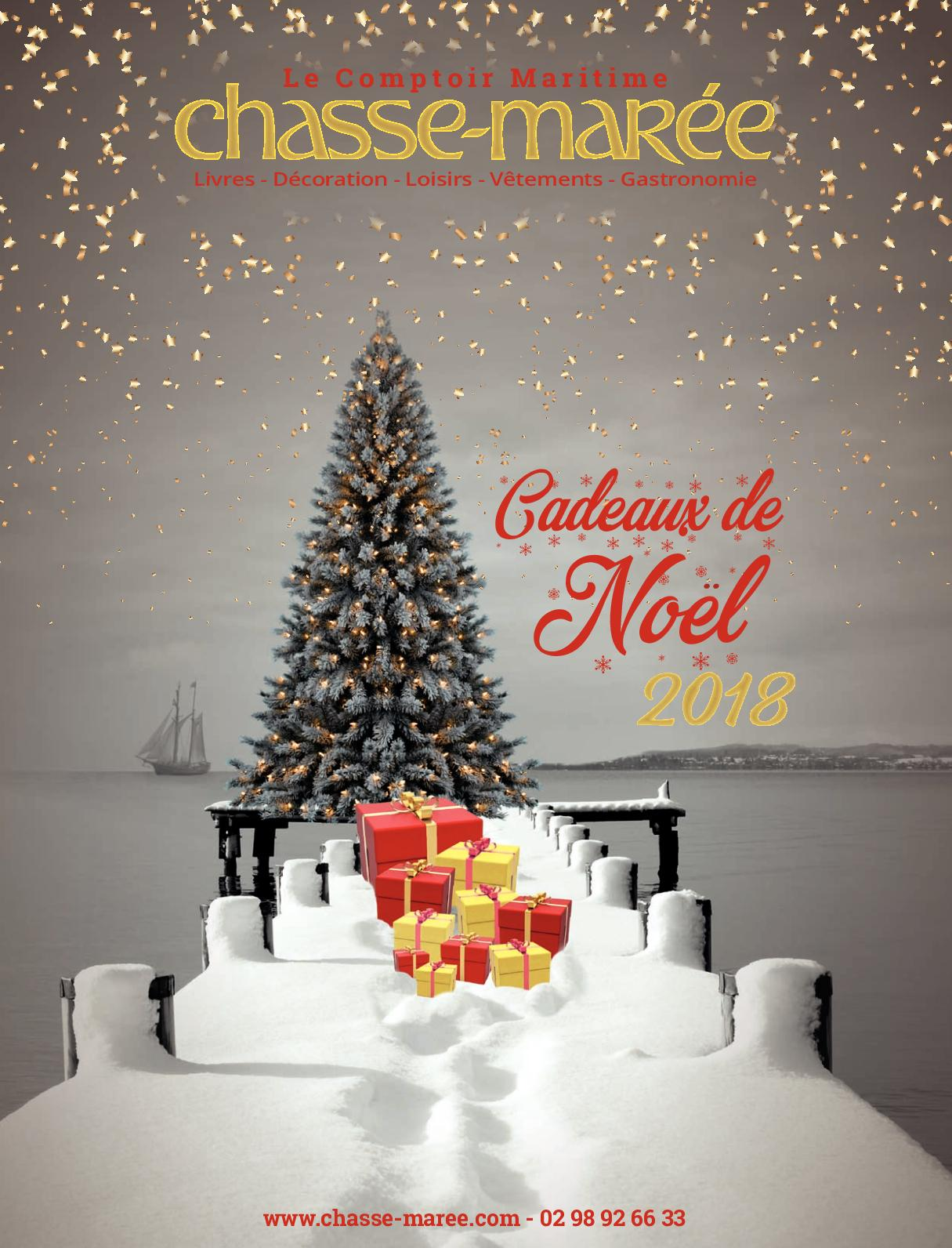 27233cee9eff Calaméo - Catalogue Cadeaux Noel Chasse-Marée