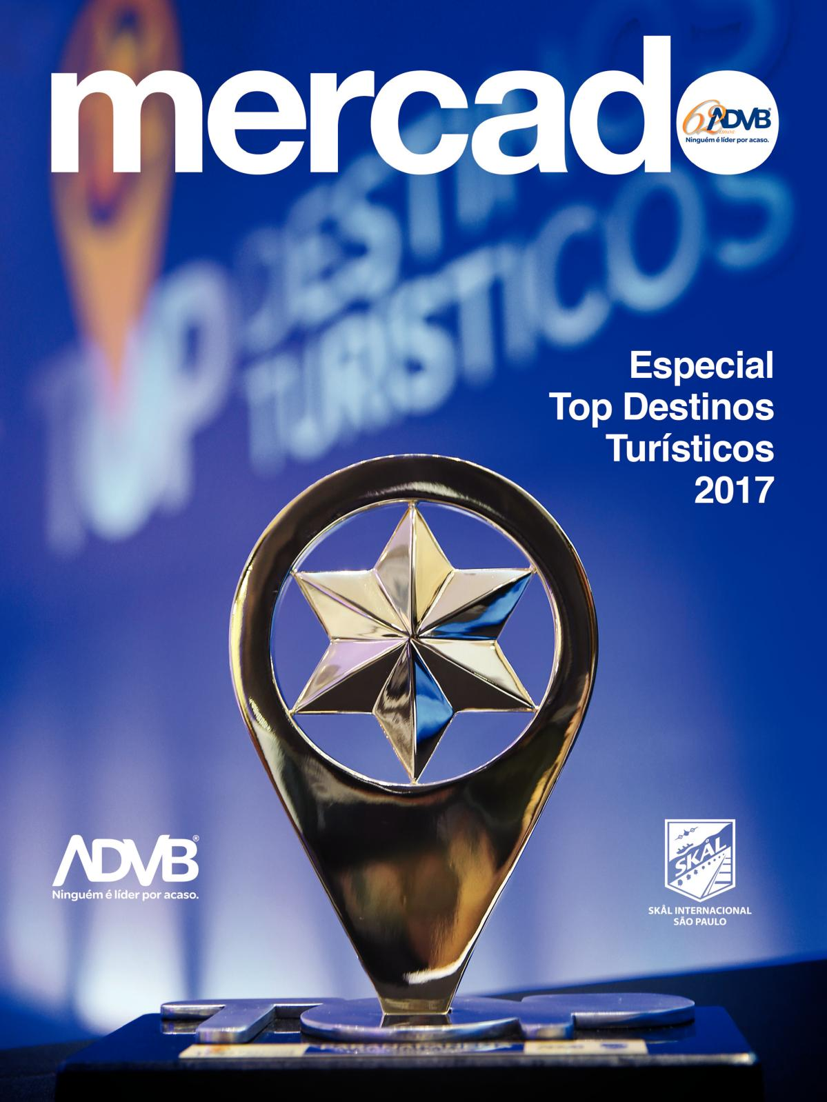 e7a652450 Calaméo - Revista Mercado - Premio TOP Destinos Turísticos 2017