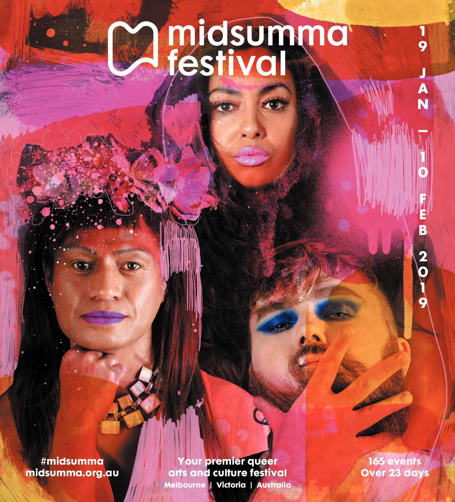 Calaméo - 2019 Midsumma Festival Program Guide