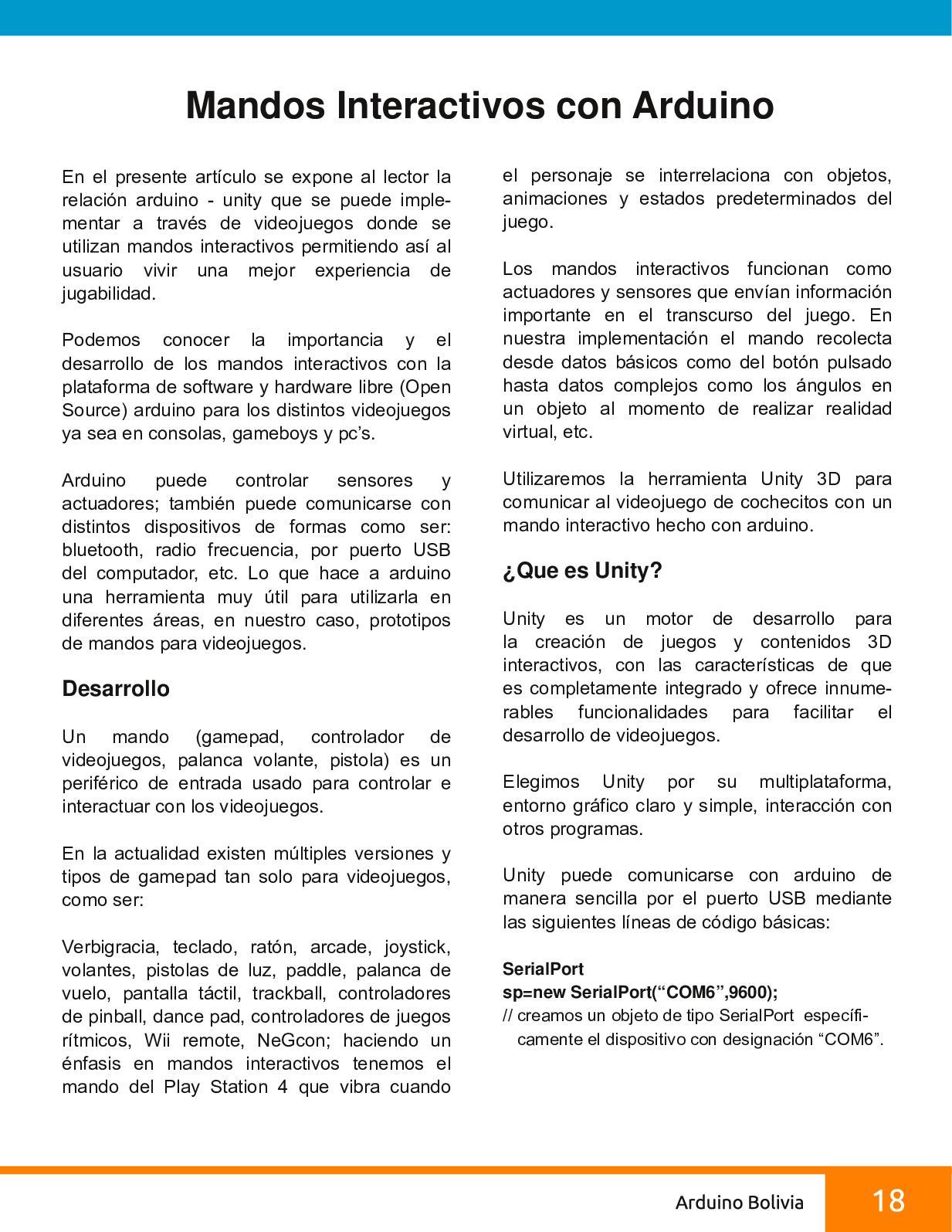 Arduino Bolivia 1 - CALAMEO Downloader