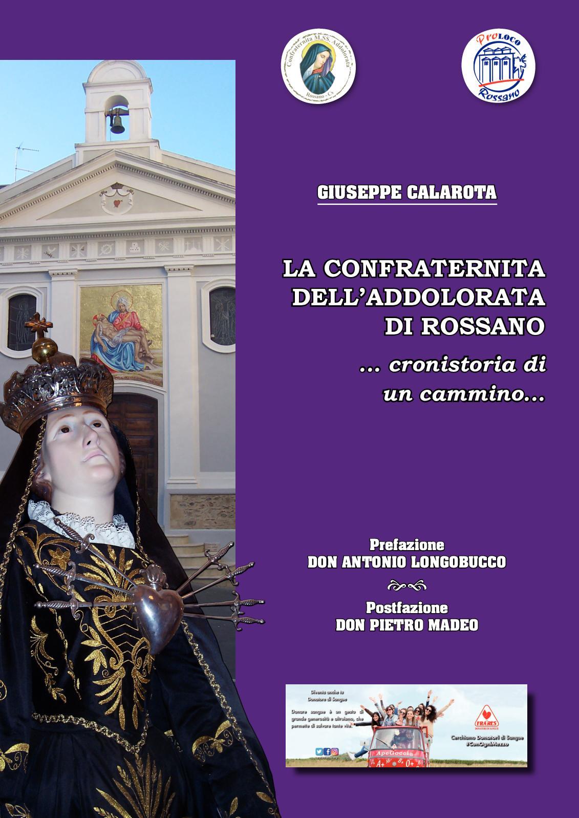Calaméo La Confraternita Dell'addolorata Di Rossano