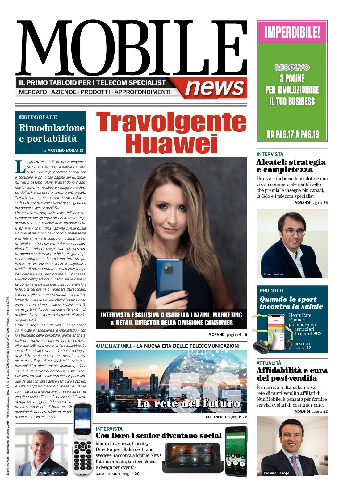 Calaméo - Mobile News n.7 7c53938a0909