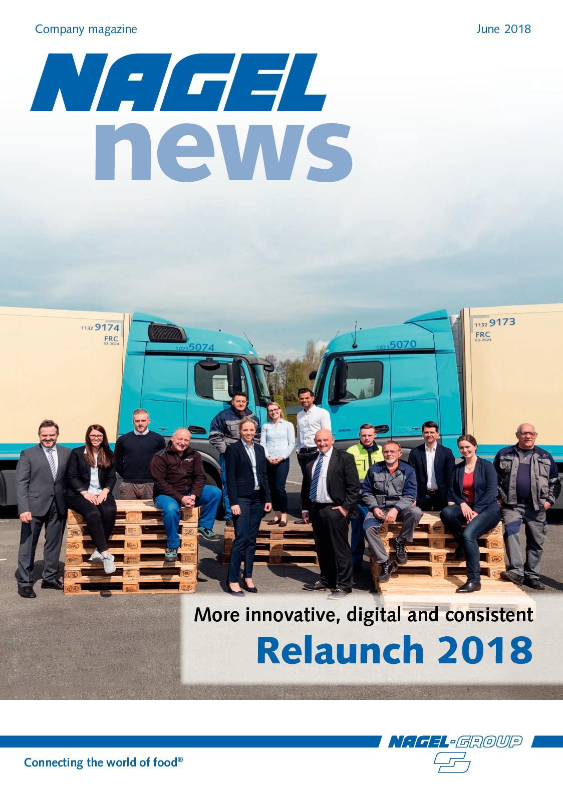 Calaméo - Relaunch 2018