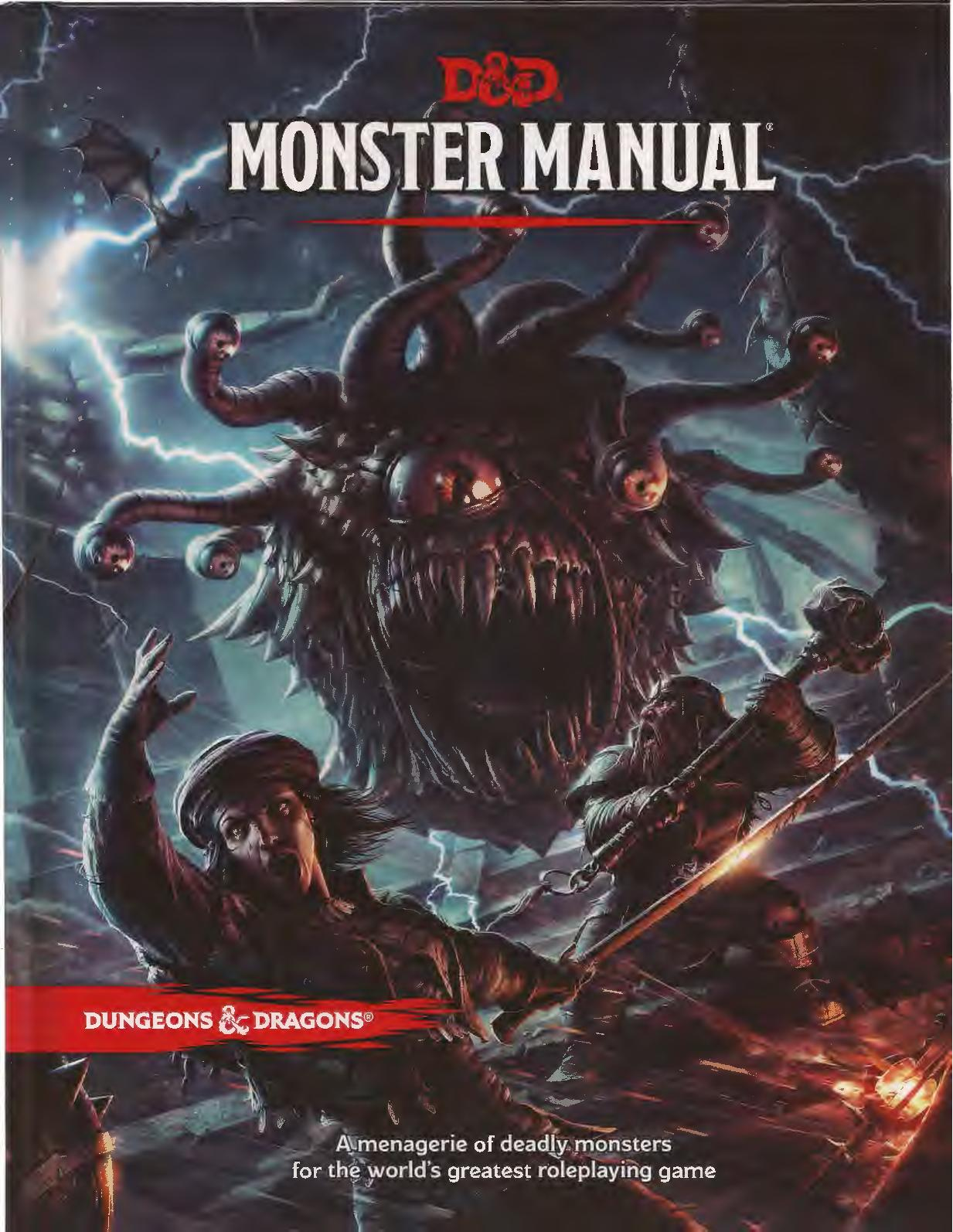 Calaméo Monster Manual