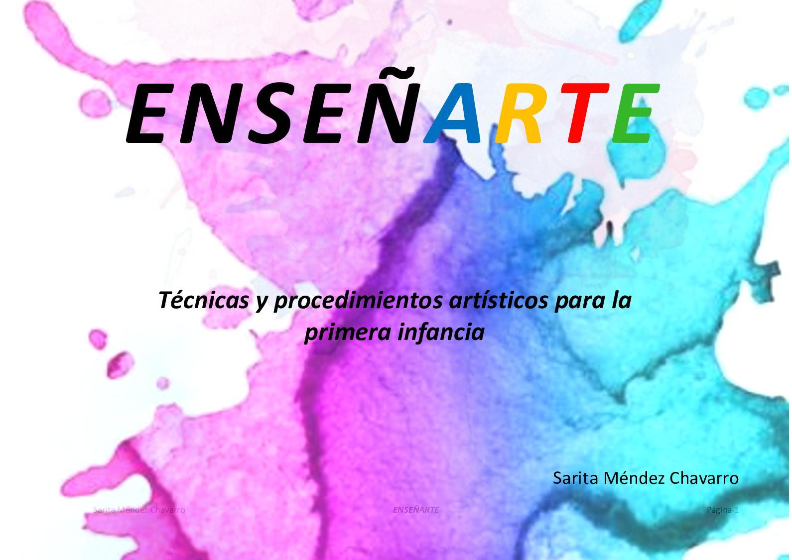 De Calaméo Libro Mendez Sarita Arte UqMSzpV