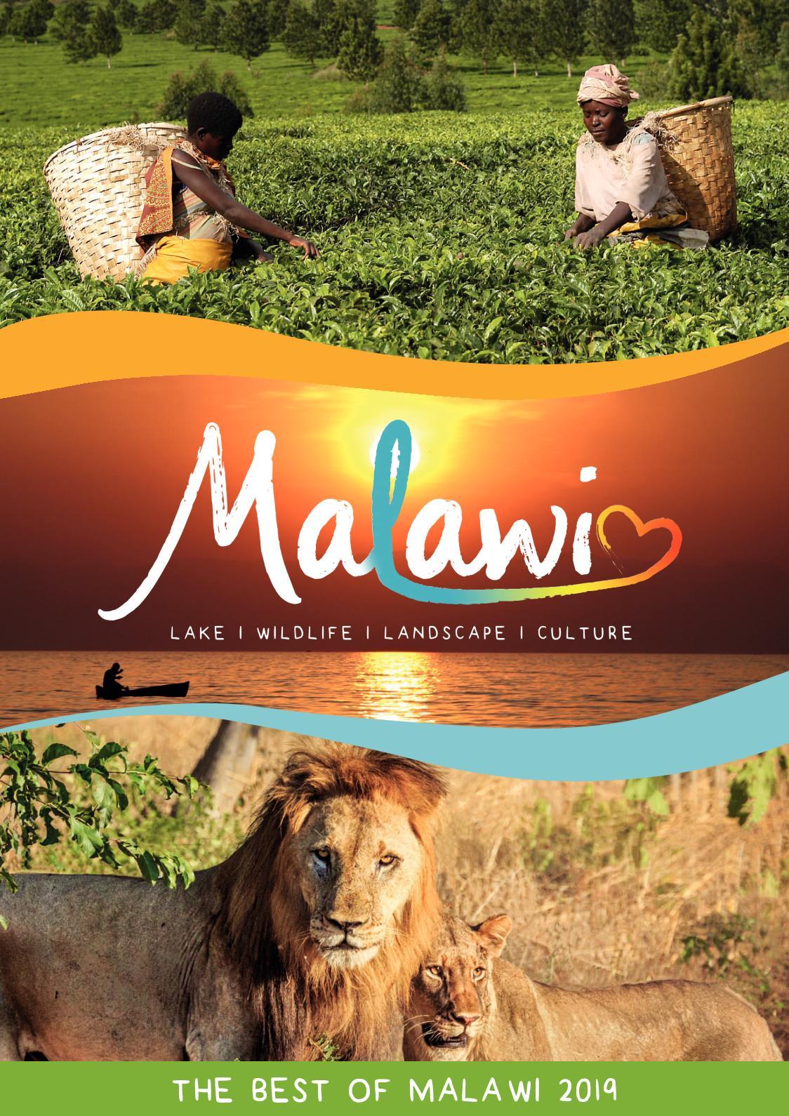 Calaméo - Best Of Malawi Brochure 2019