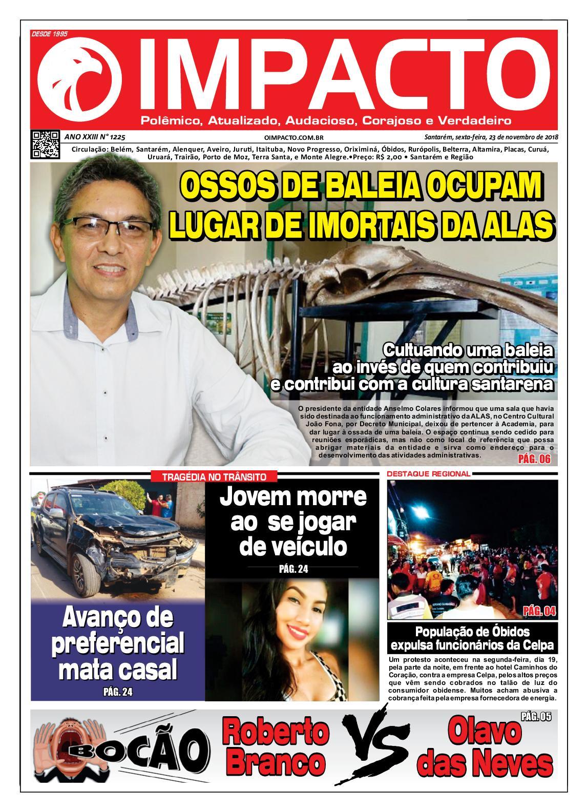 Calaméo - Jornal O Impacto Ed. 1225 5d4847d692a35