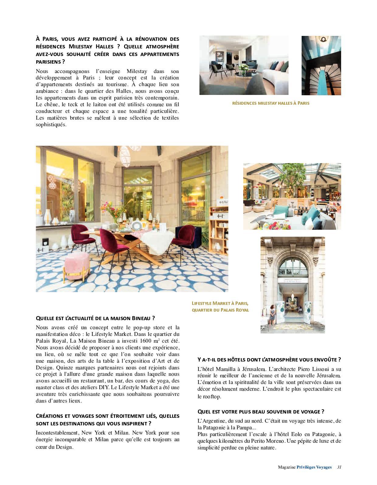 Maison Du Nord Magazine envolees voyages n°5 - 2019 - calameo downloader