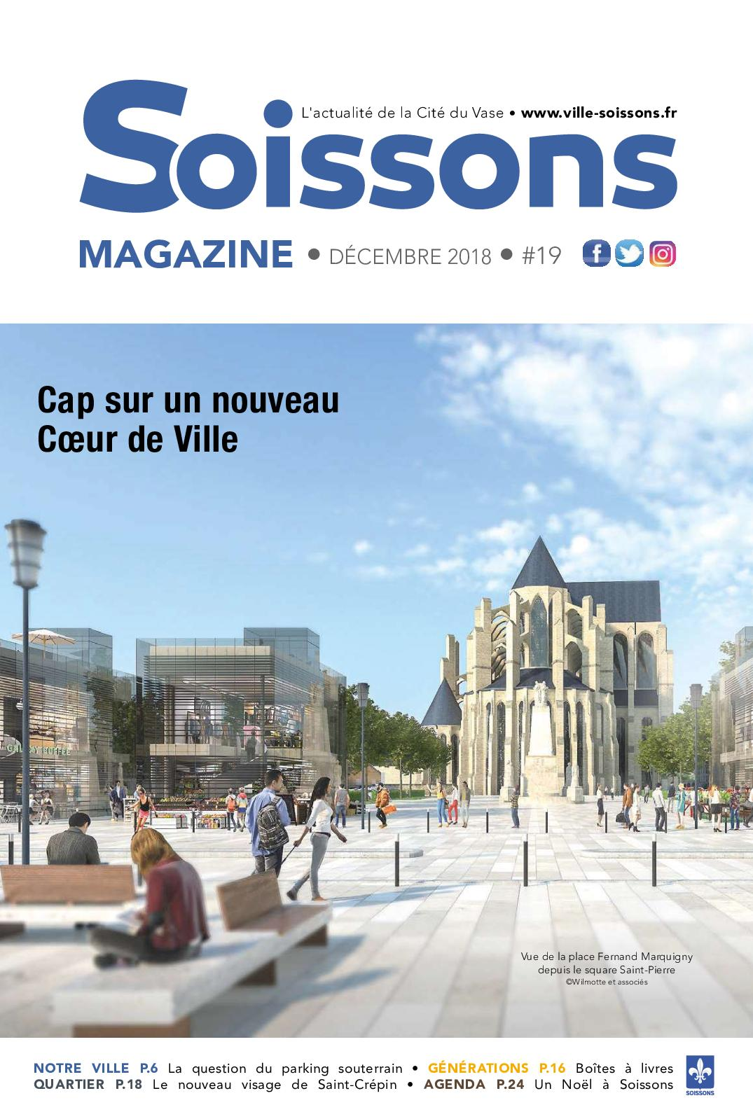Le Bouche À Oreille Soissons calaméo - soissons magazine 19