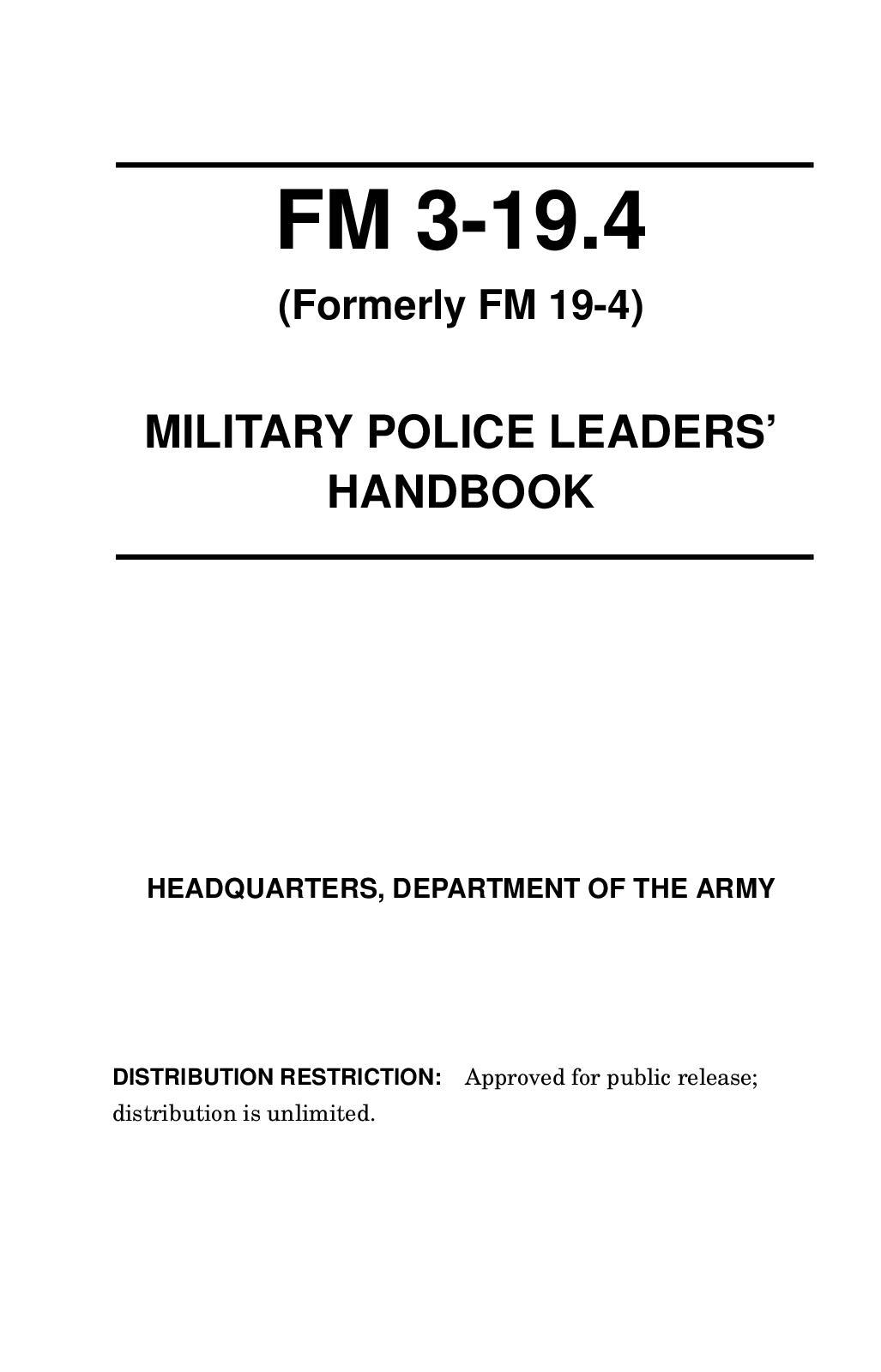 Calaméo   e Book   English   Military US Army   Field Manual FM ...